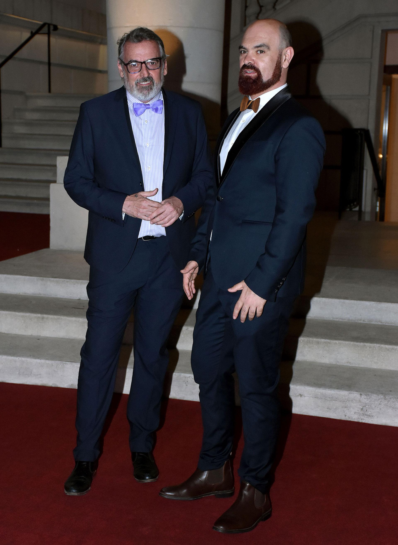 Benito Fernández y Zeus