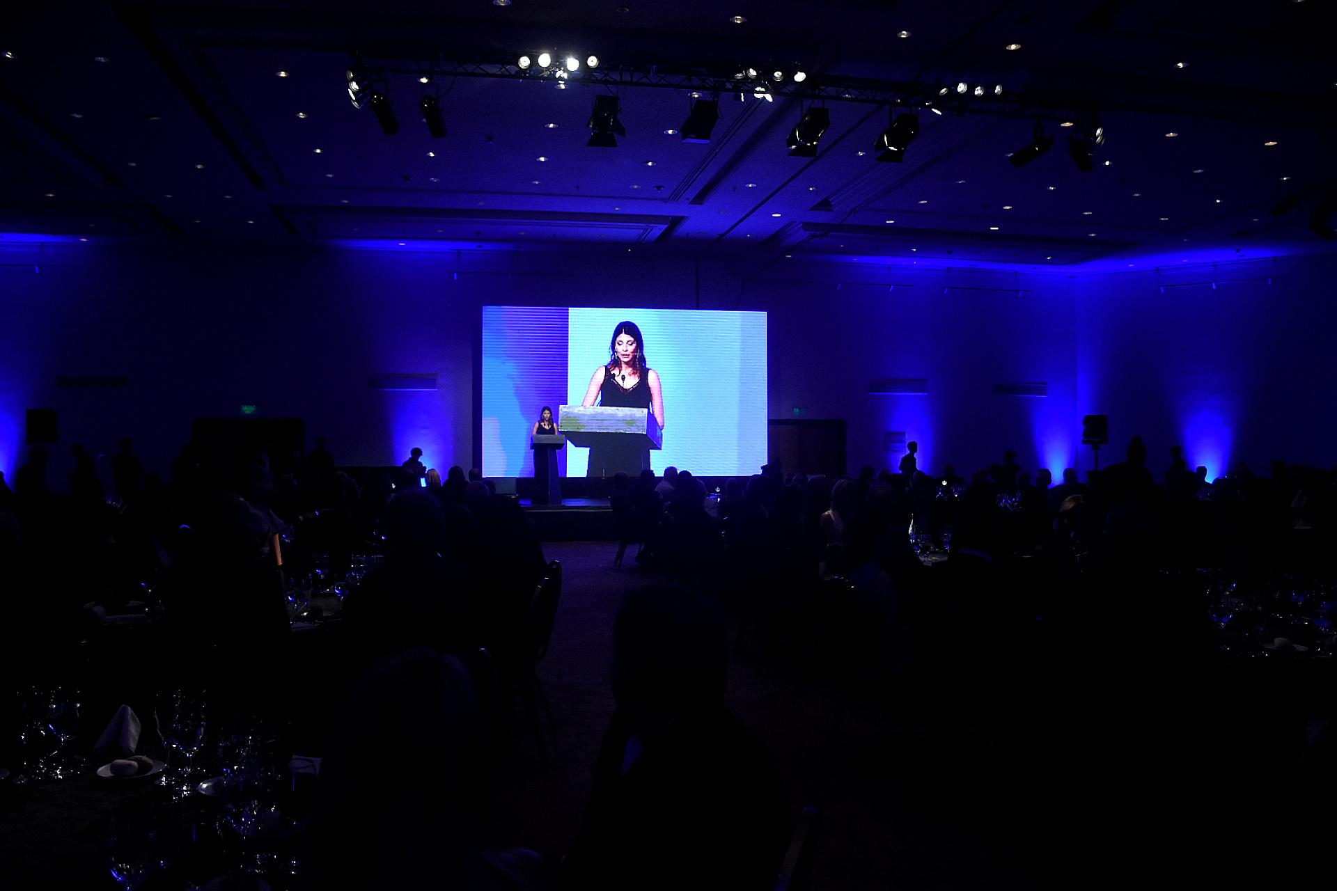 El evento se llevó a cabo en el Hotel Sheraton de la ciudad de Buenos Aires