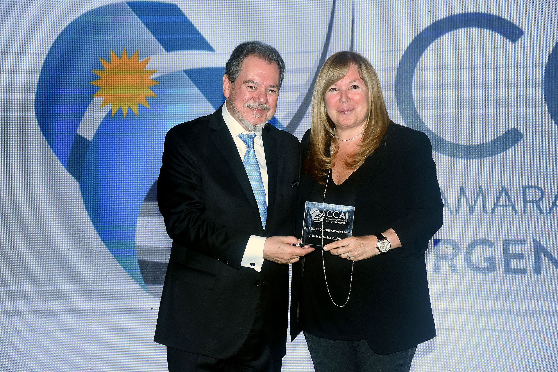 Israel Leadership Awards 2019 para Marisa Koifman, referente en la gestión de prensa, relaciones públicas, organización de eventos y marketing digital