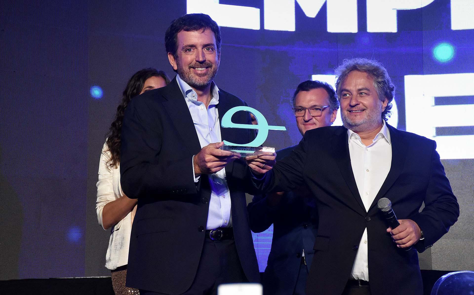 Mariano Bosch, co-fundador y CEO de Adecoagro, fue distinguido por Endeavor como empresario del año 2019