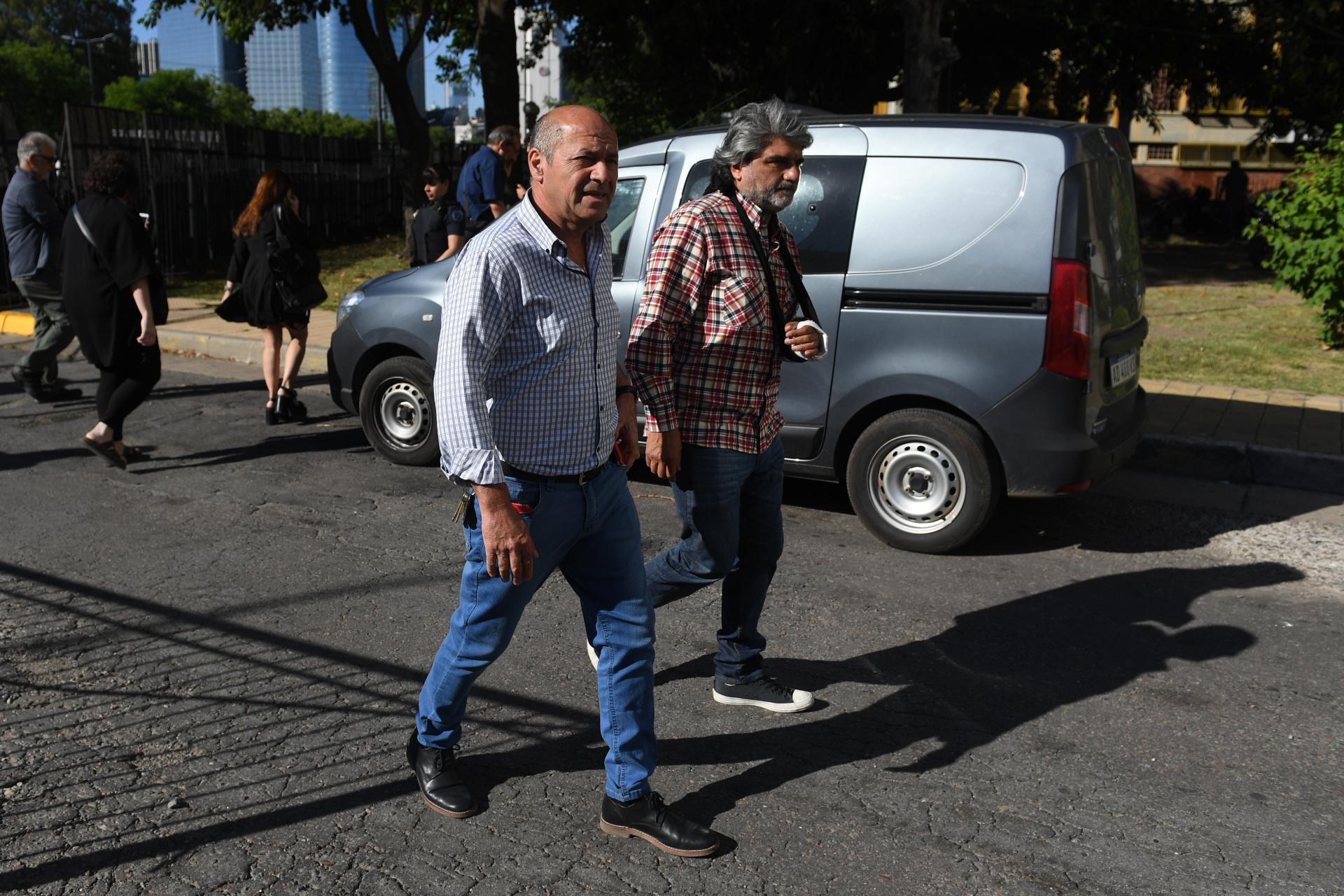 El intendente de Ensenada, Mario Secco
