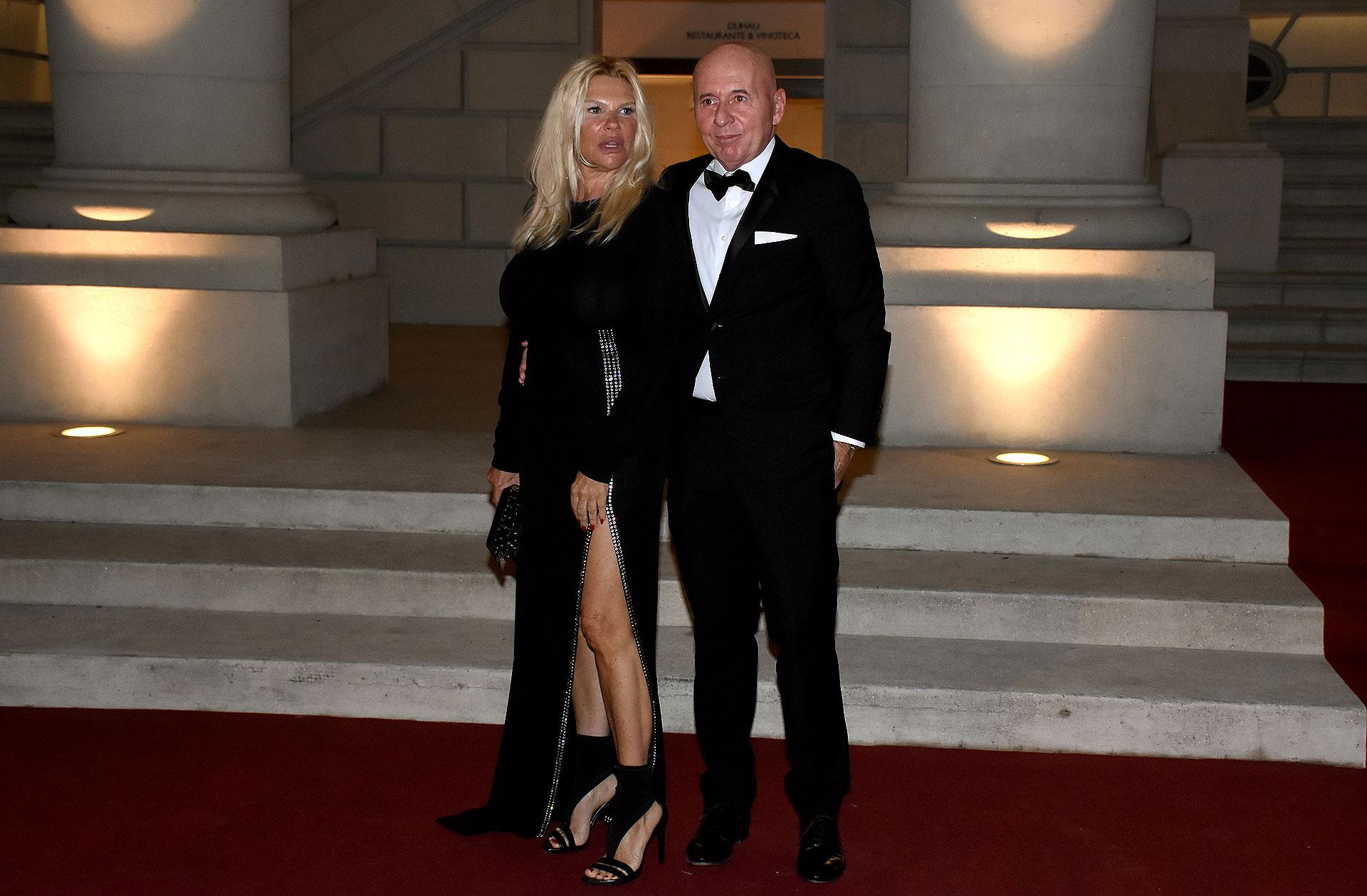 Karin y Miguel Sulichin