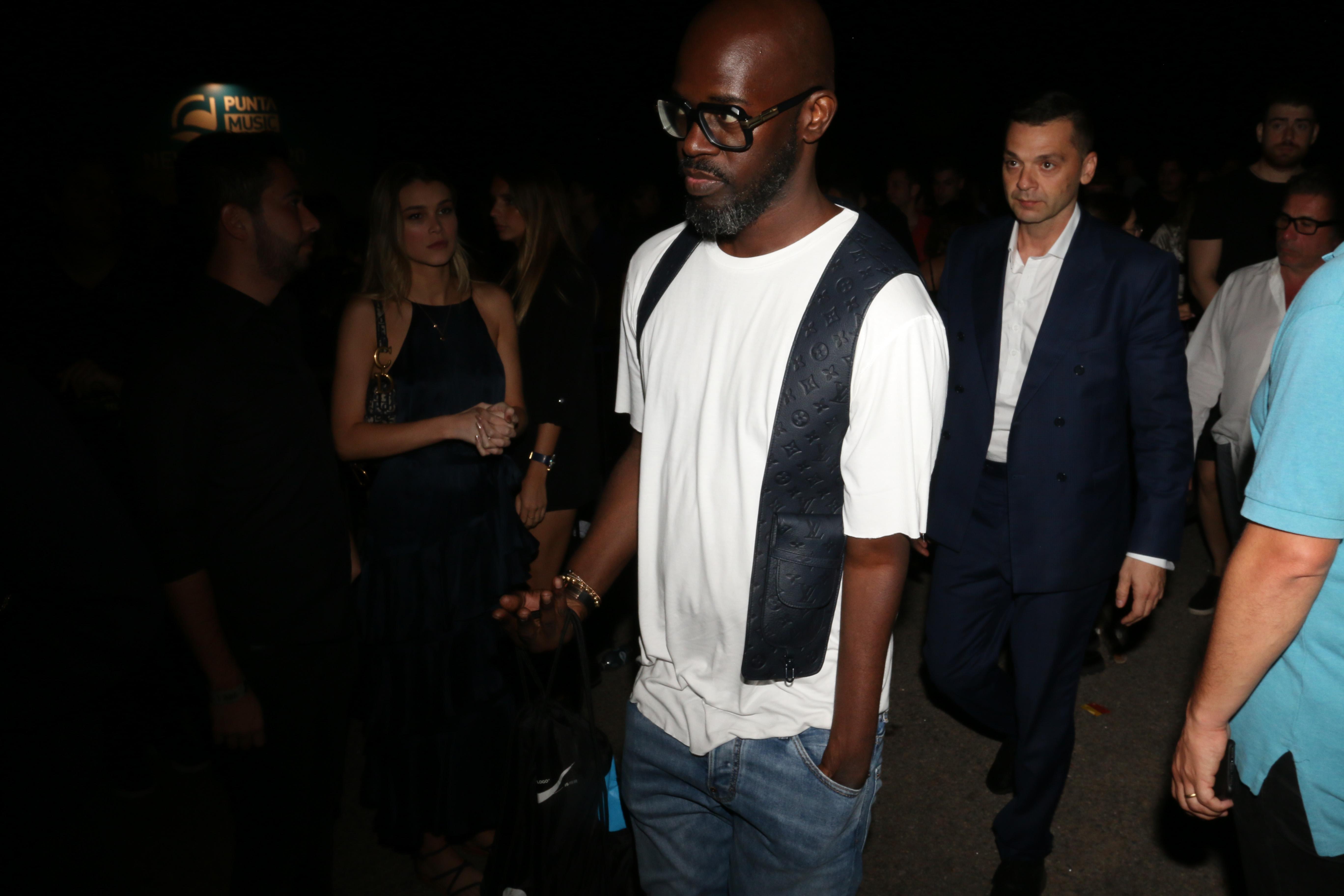 El DJ, productor y cantante sudafricano Black Coffee