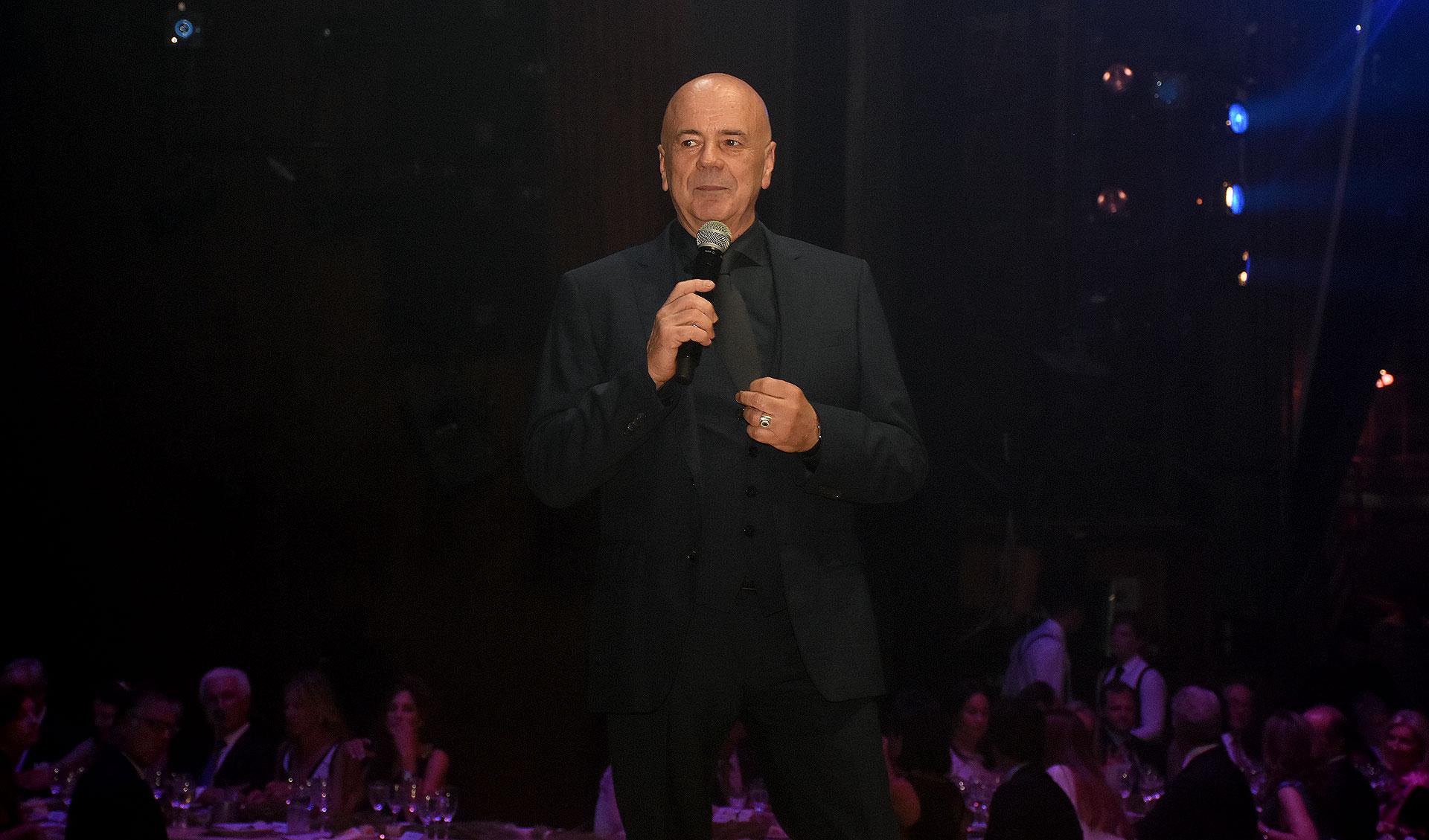 El discurso de Jorge Telerman, director del Complejo Teatral de Buenos Aires