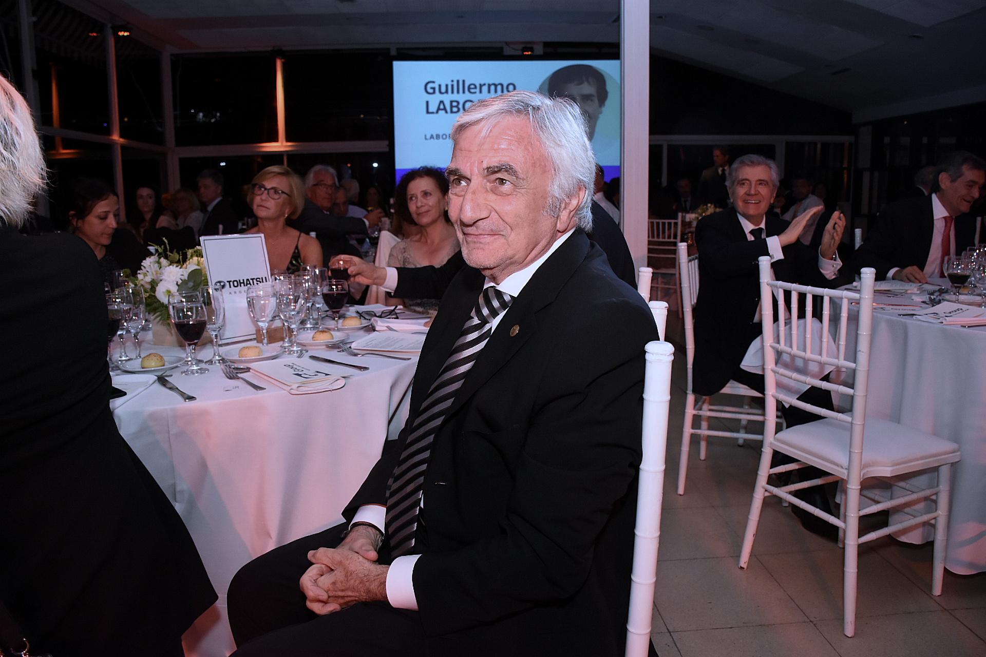 El médico Claudio Zin, ex senador en Italia