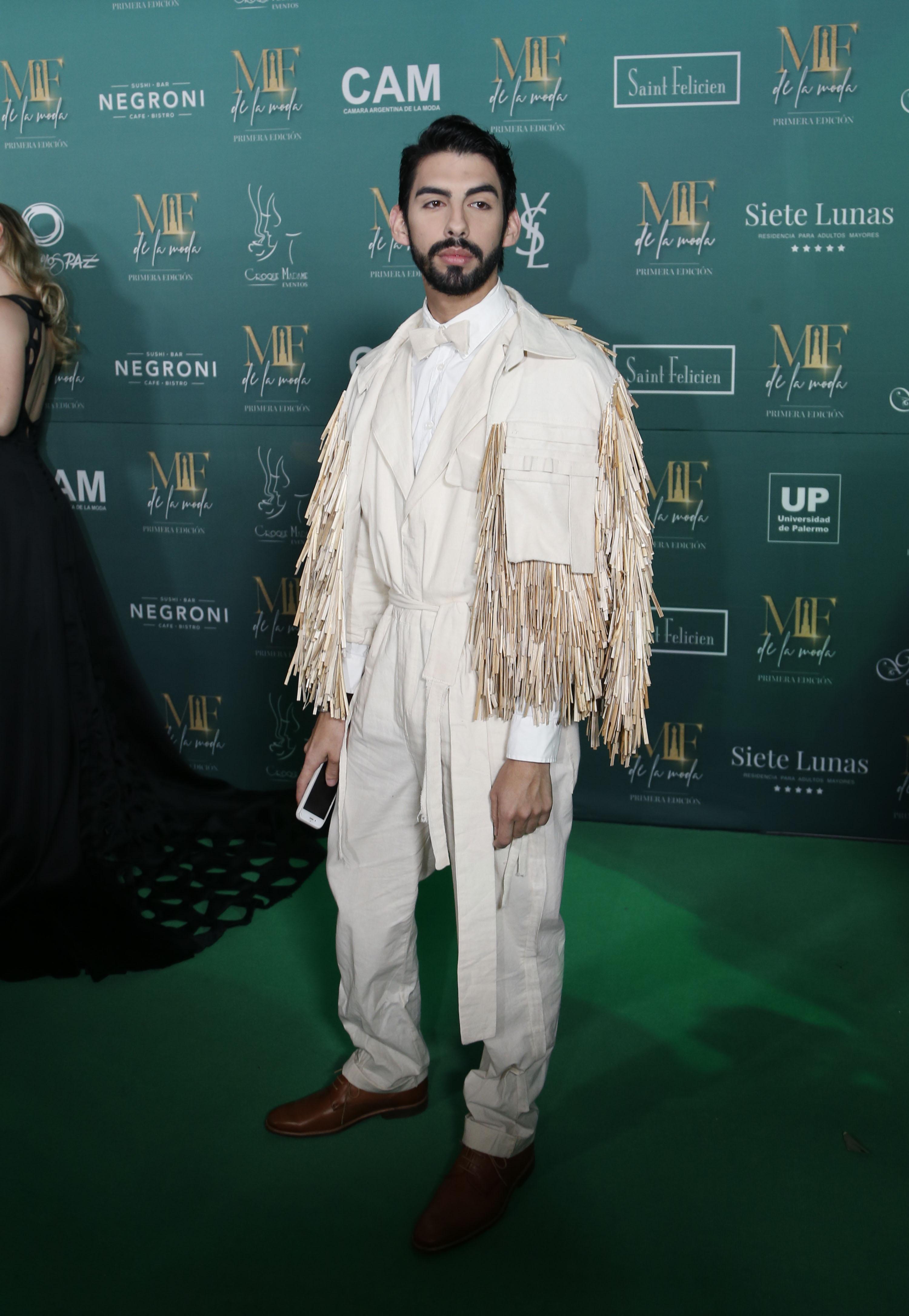 Mauro Pesoa, desde Formosa ganador de la terna Nuevo Talento