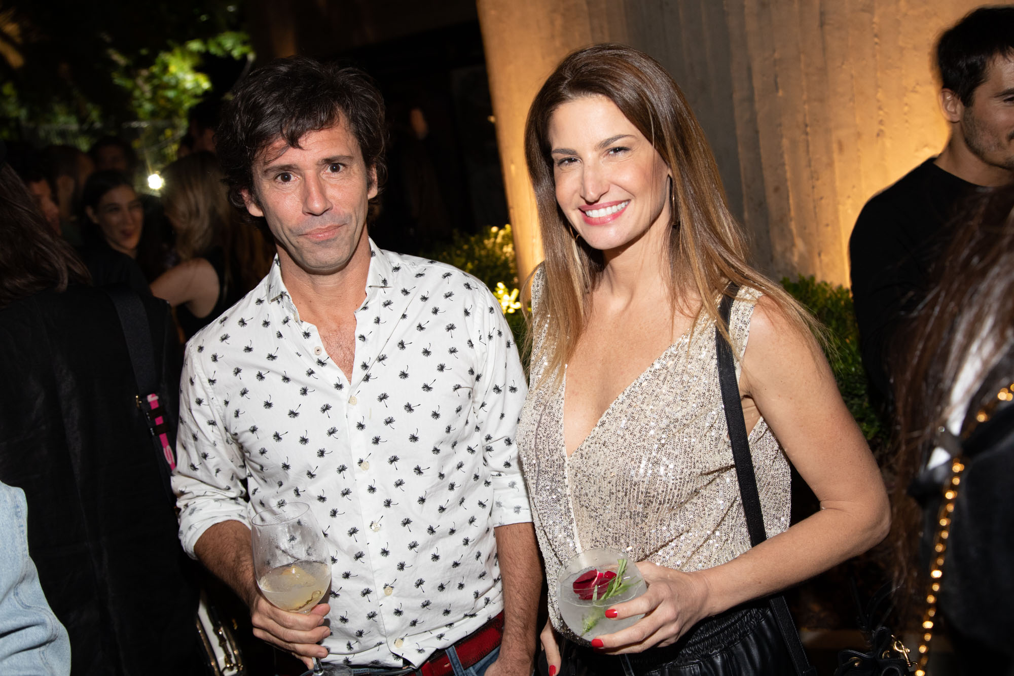Gastón Portal y Julia Tonconogy