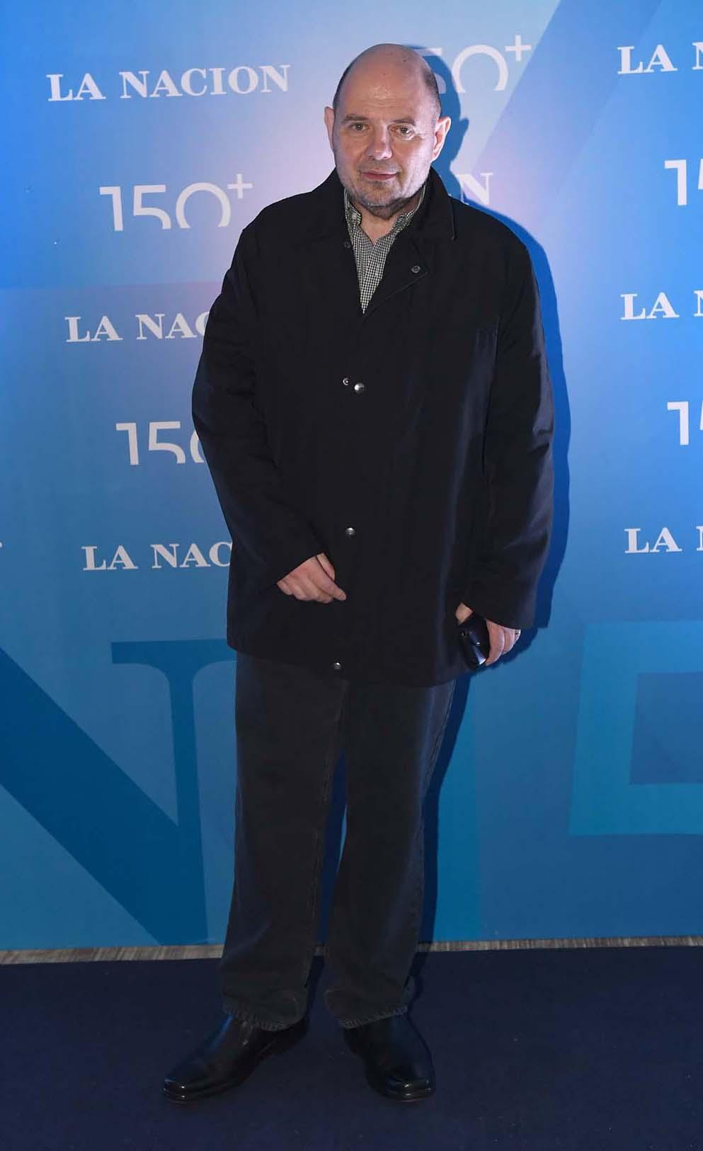 El productor Carlos Rottemberg