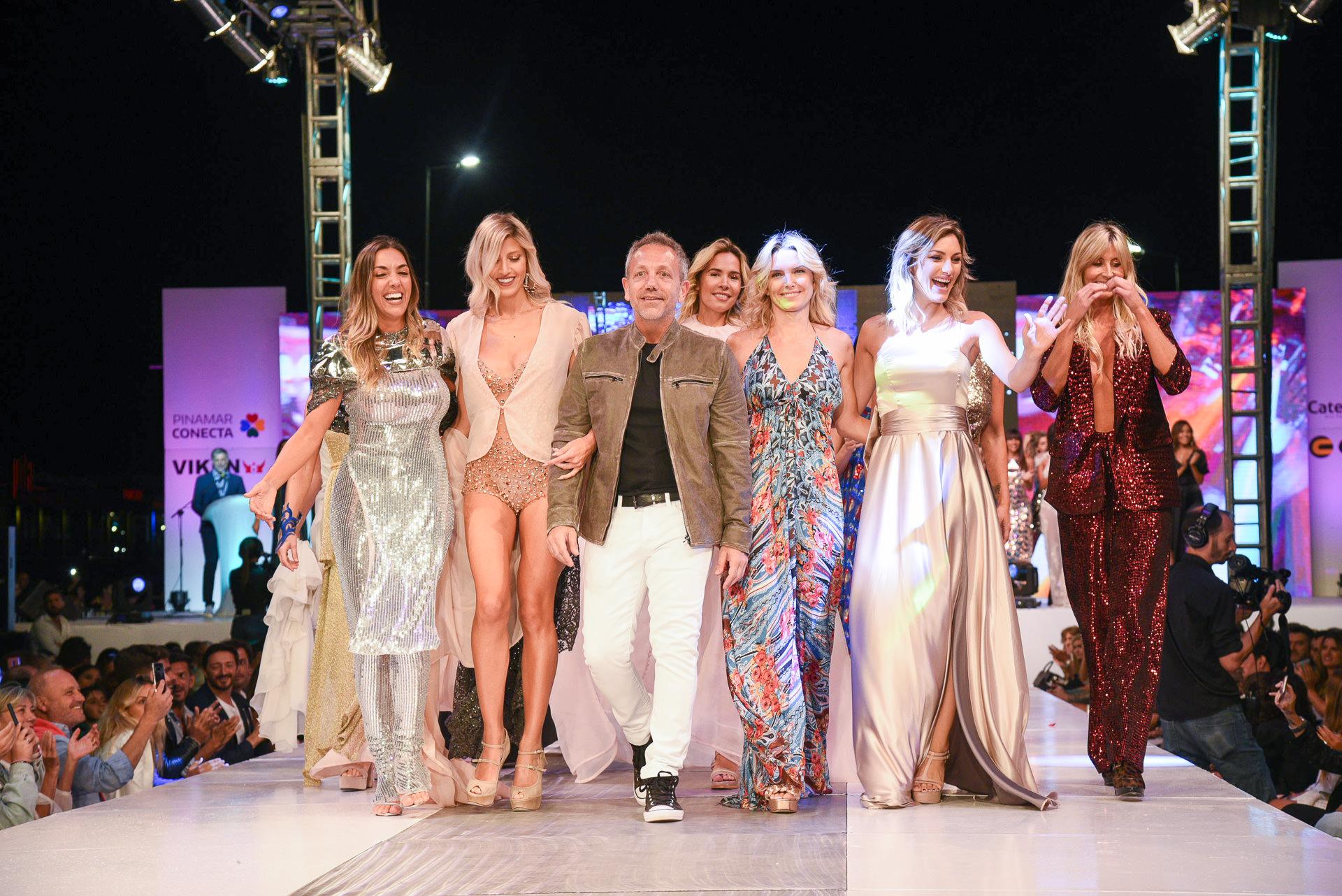 La edición número 16 del Pinamar Moda Look dijo adiós con un cierre triunfa hasta otro año, con más moda, belleza y mucha tendencia, y contó con la presencia en la pasarela de Guillermo Azar