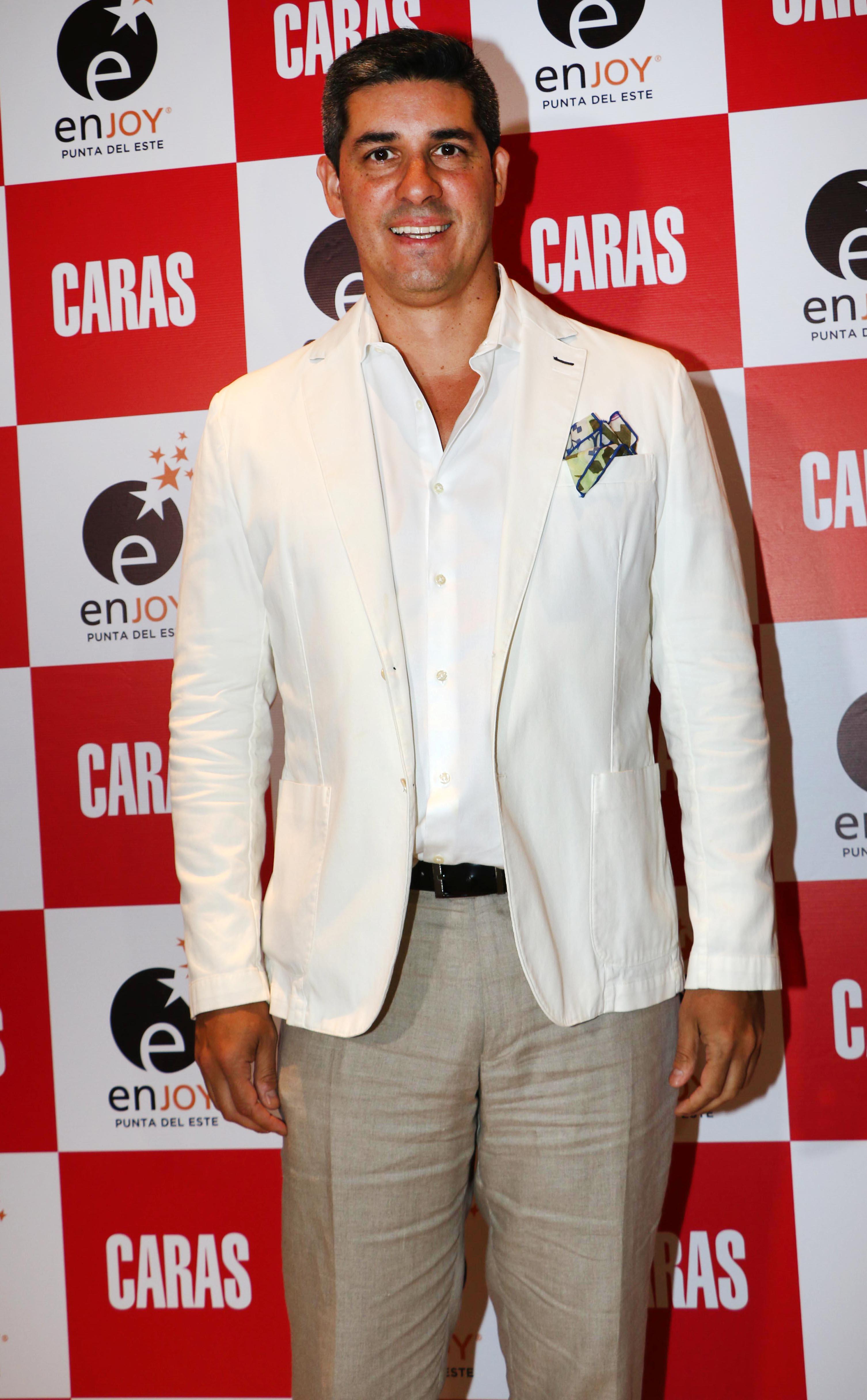 Javier Azcurra, director y RRPP de Enjoy Punta del Este