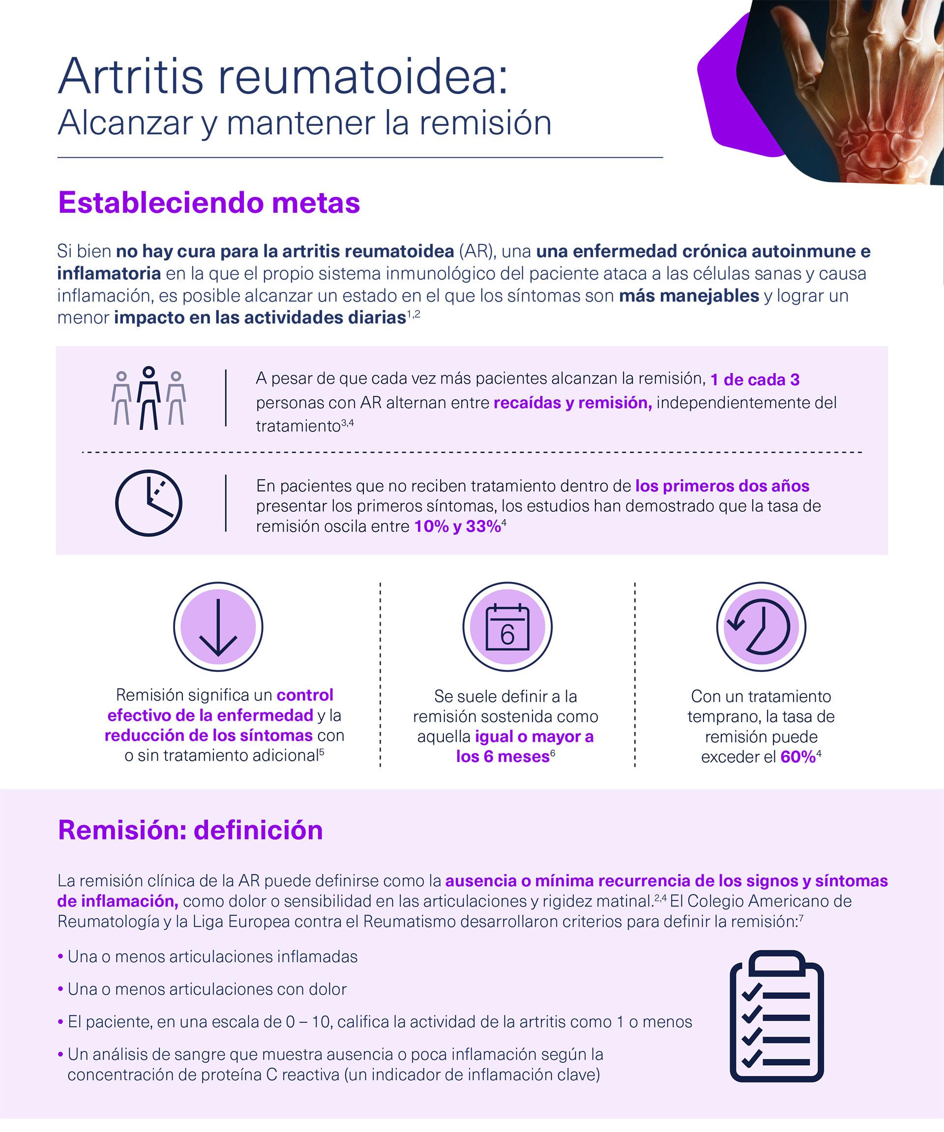 características de period artritis reumatoide