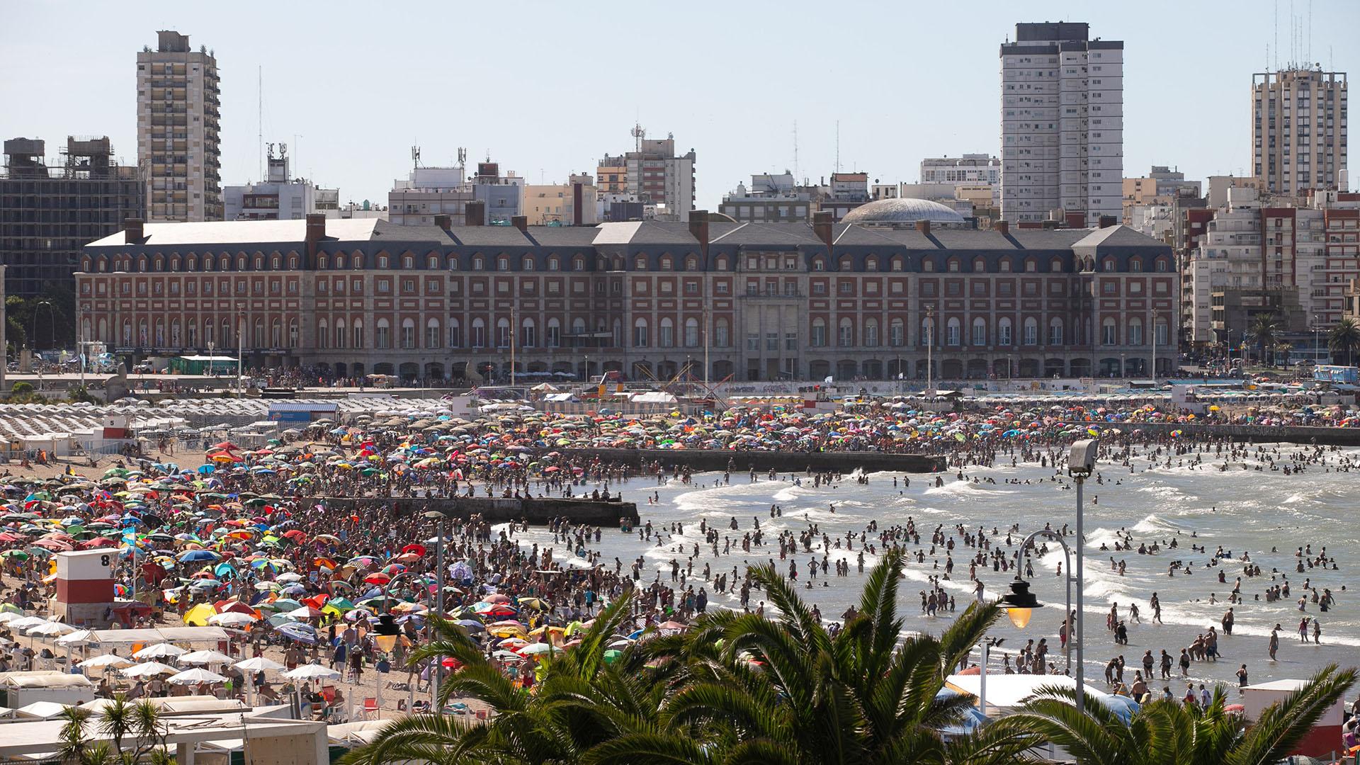 Mar del Plata espera a todos los turistas para celebrar su 145 aniversario
