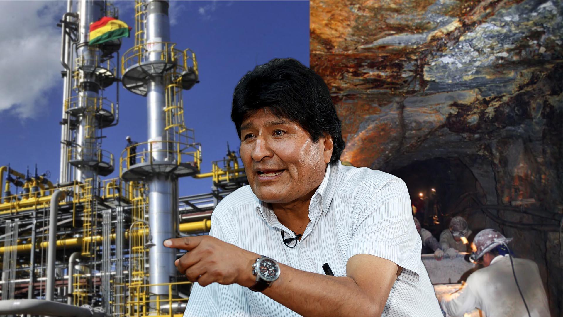 Luces Y Sombras De La Economía Boliviana En Tiempos De Evo