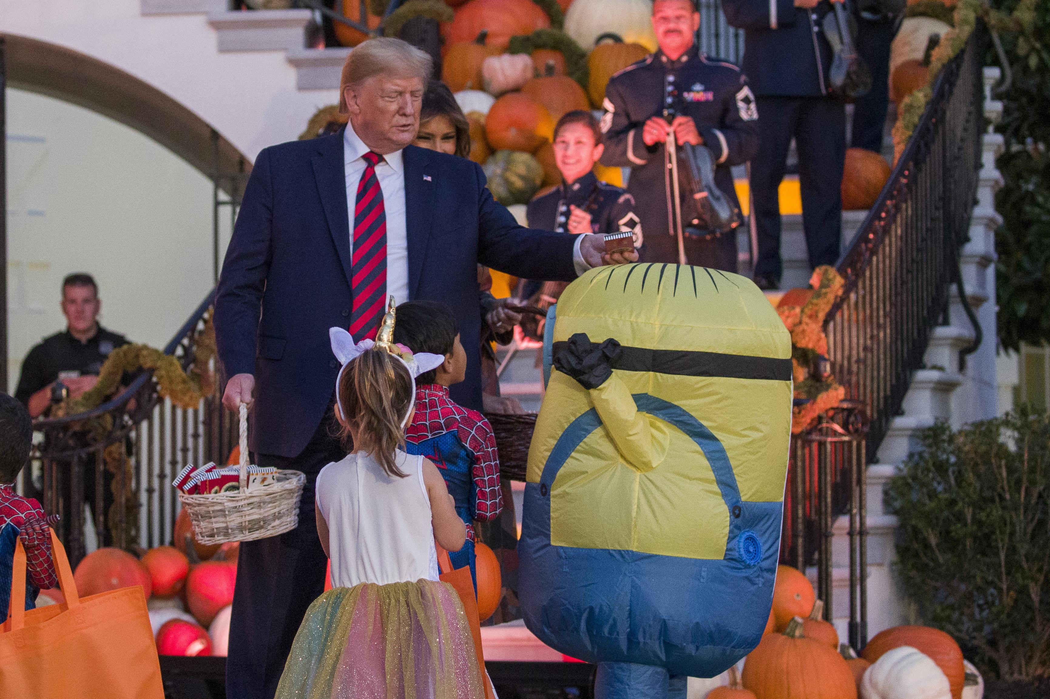 La Casa Blanca realizará evento de Halloween pese al COVID-19