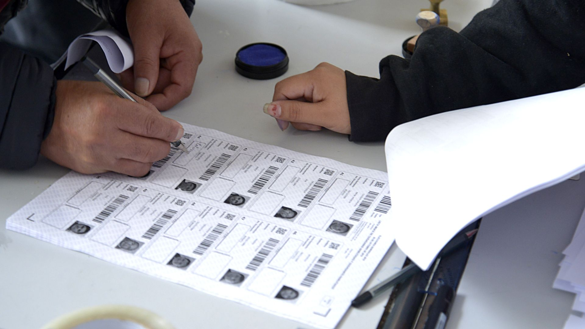 La primera vez que el presidente boliviano Evo Morales consiguió una victoria fue en 2005, con un 53,74 por ciento de los votos