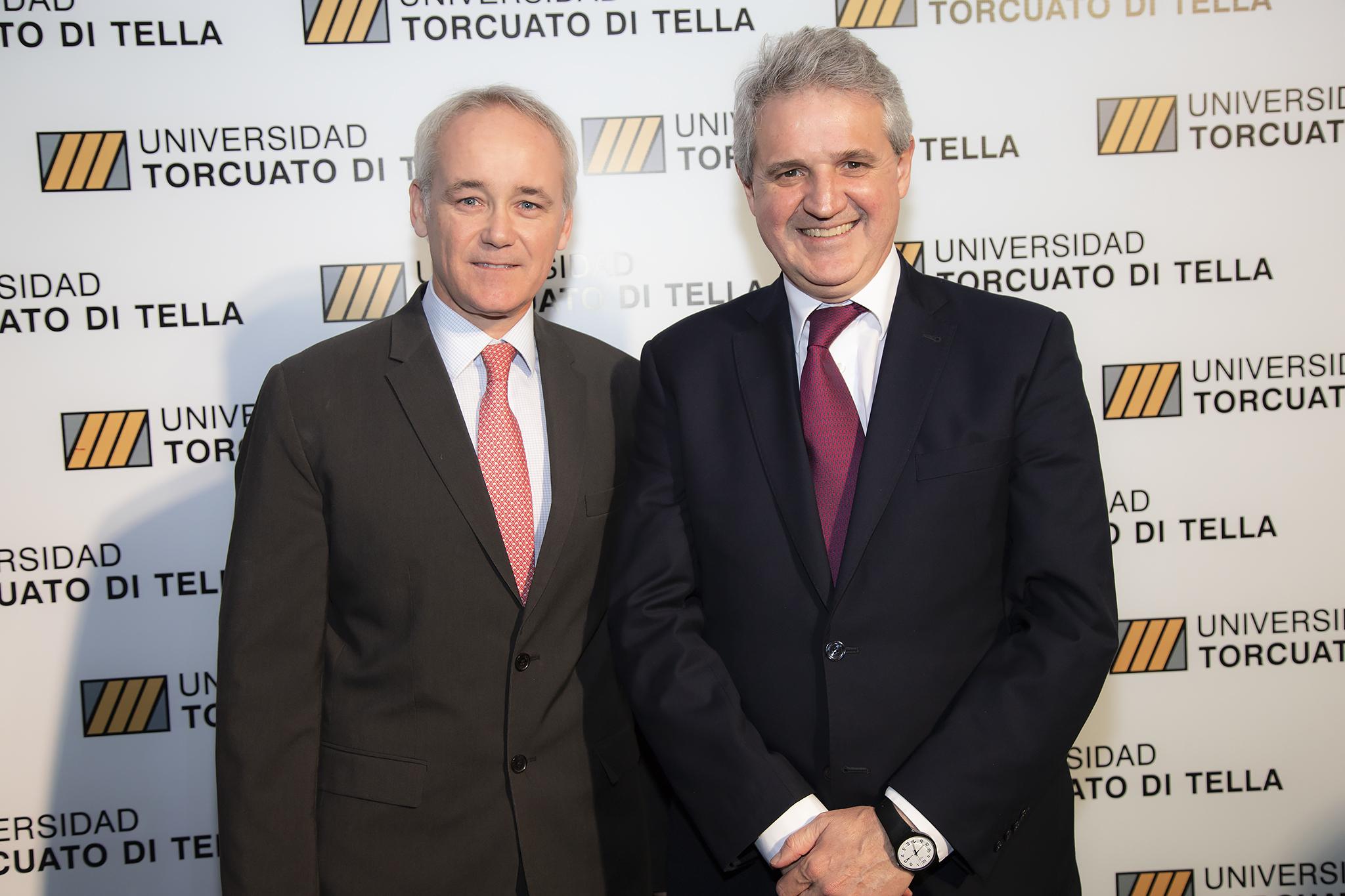 Vladimir Werning y Juan José Cruces