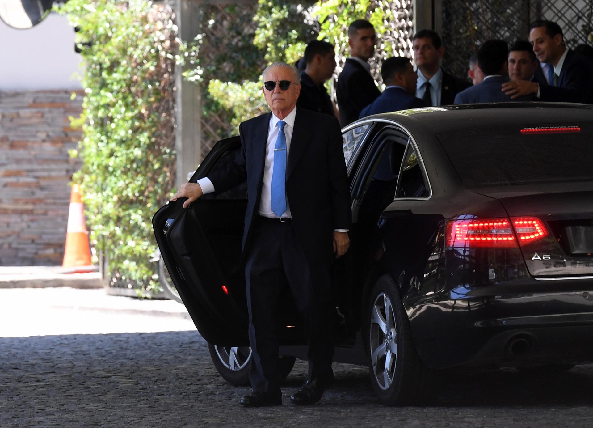 Alejandro Bulgheroni, presidente de Pan American Energy Group