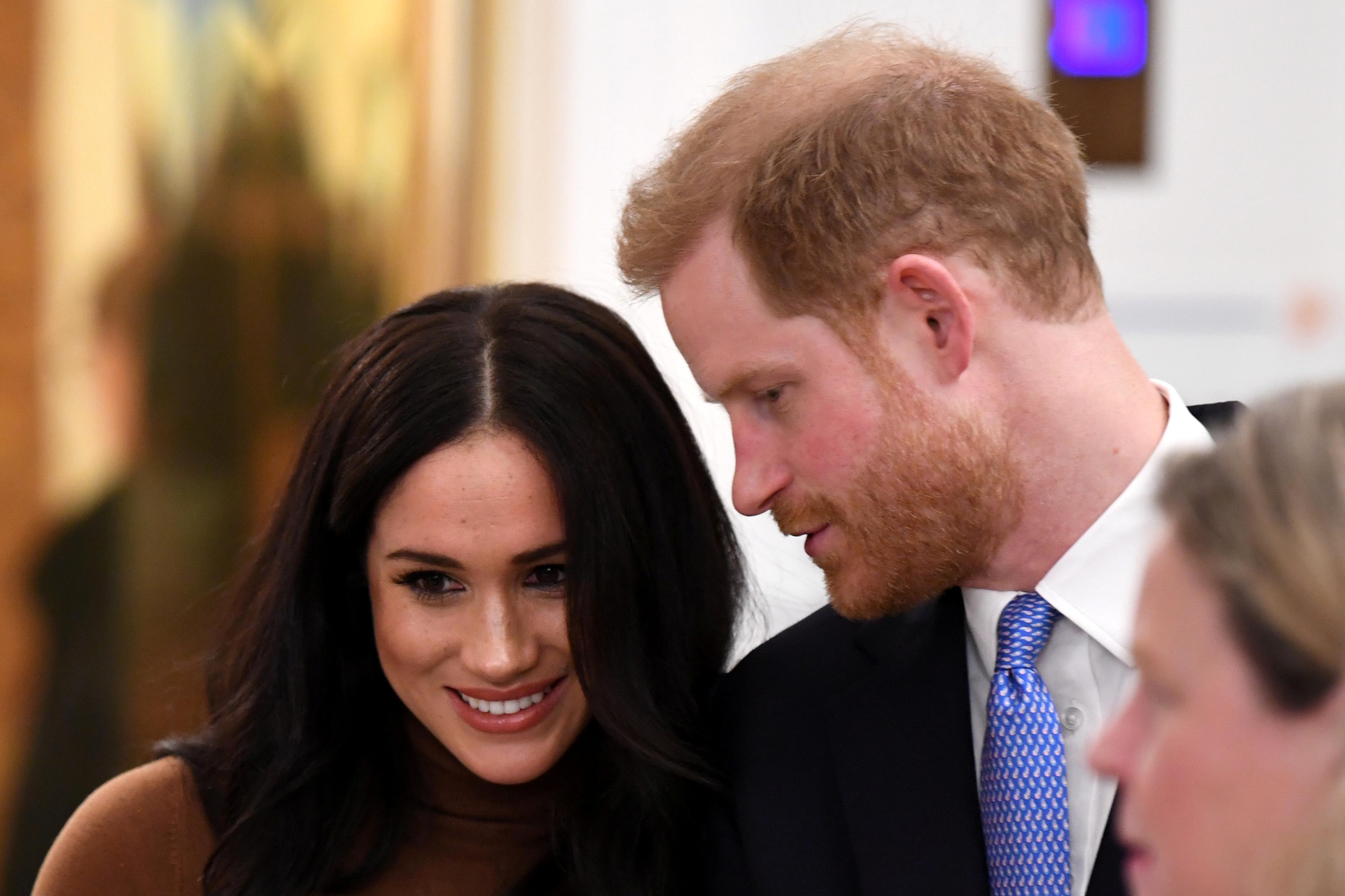 A cuánto dinero renunciarían el príncipe Harry y Meghan Markle y cómo  financiarán su vida en Canadá - Infobae