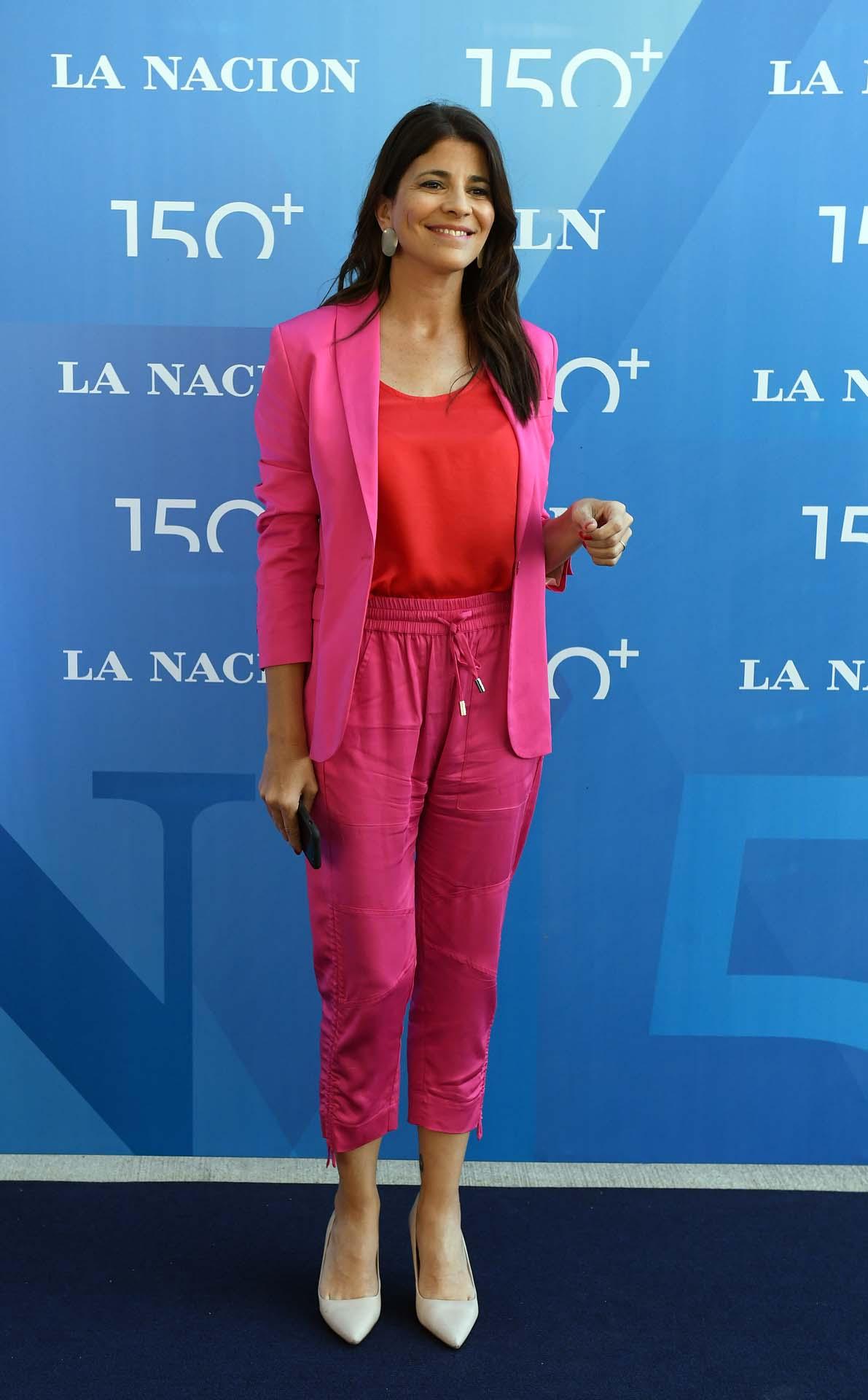 La periodista Eleonora Cole