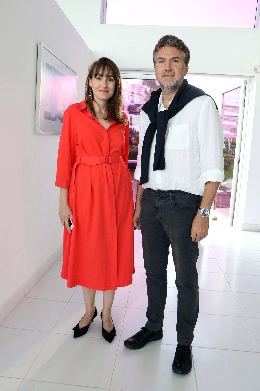 Emilia Roggiero y Gonzalo Costoya