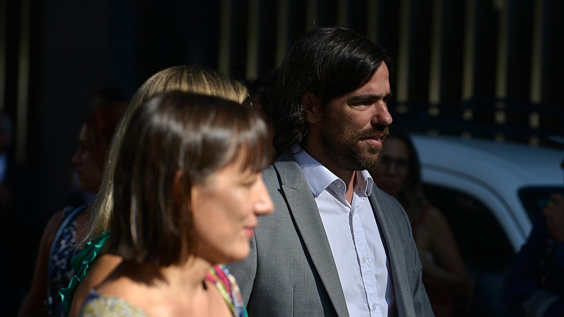 Nicolás del Caño, Romina Del Plá y Myriam Bregman, tres referentes de los sectores de izquierda