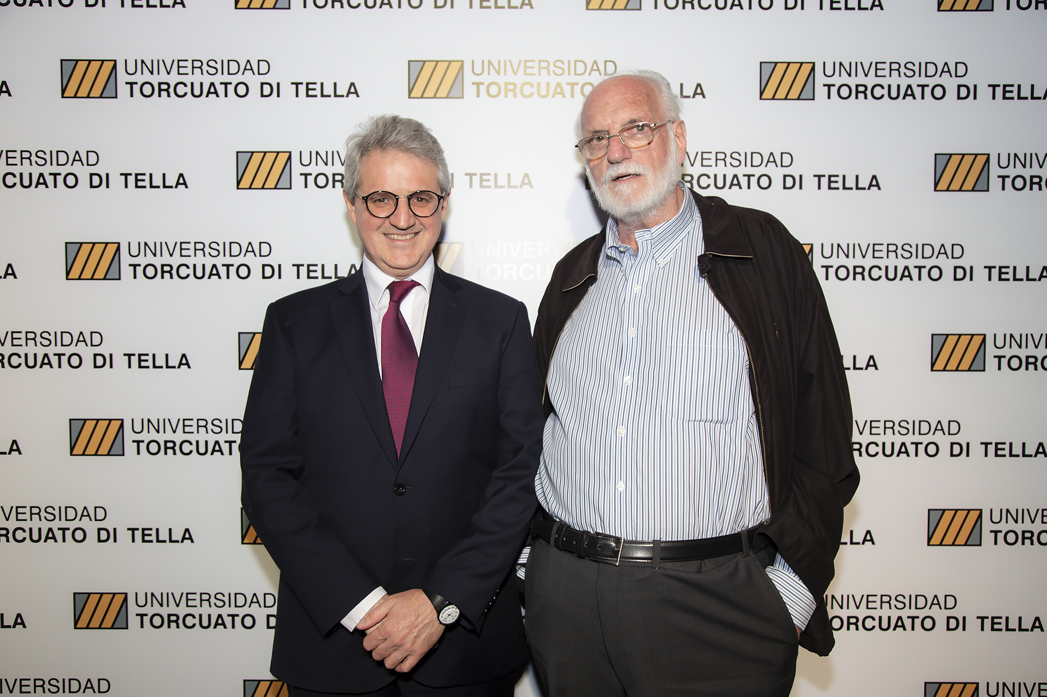 Juan José Cruces y Juan Carlos de Pablo