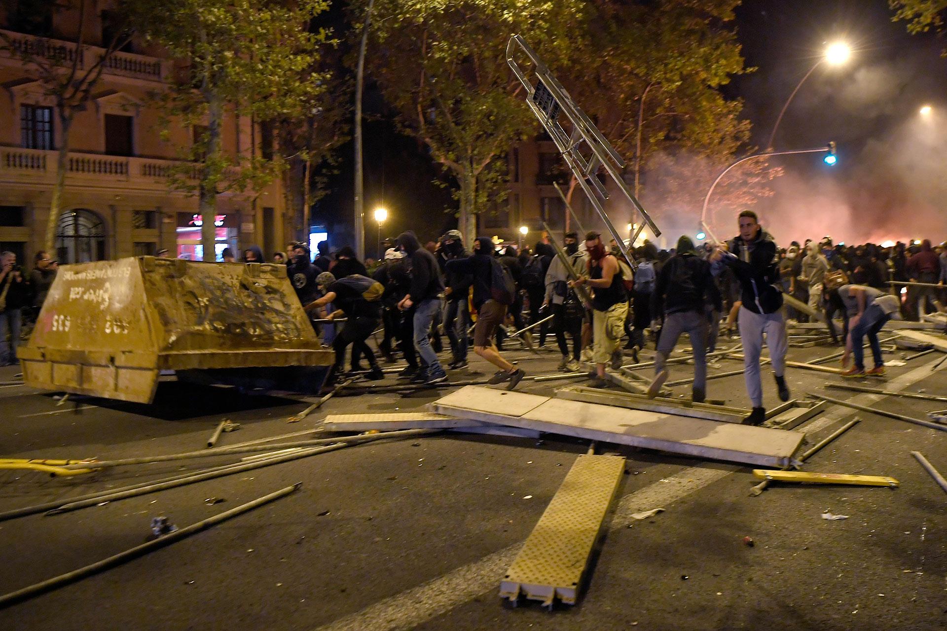 (Photo by LLUIS GENE / AFP)