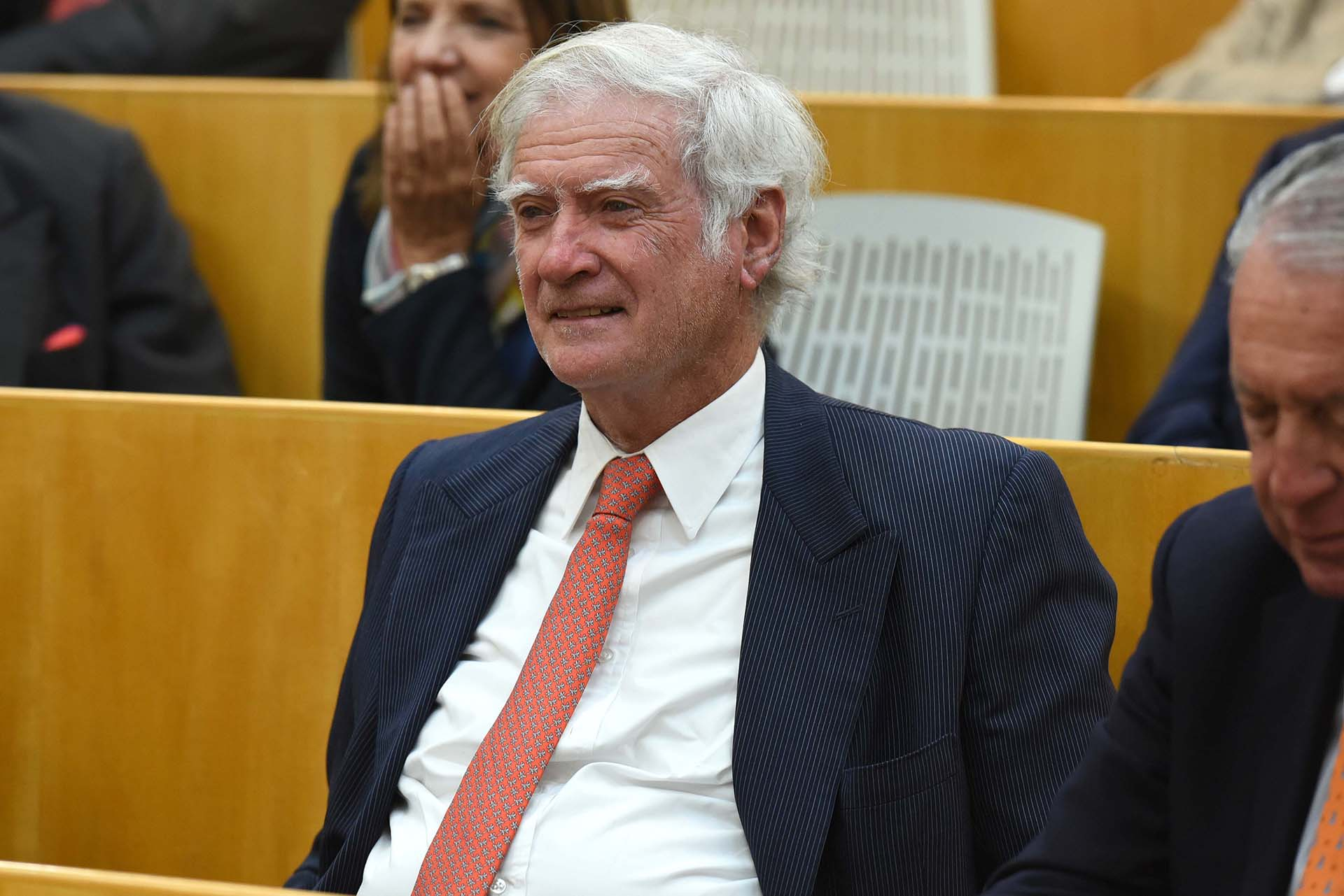 Eduardo Escasany, presidente del Grupo Financiero Galicia
