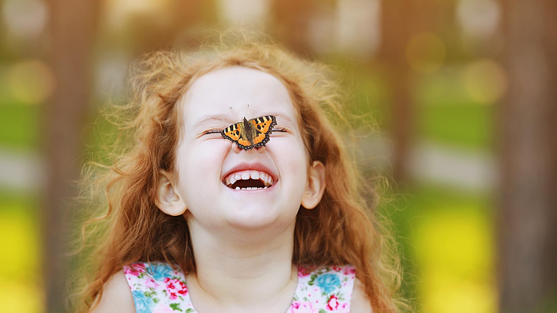 La risa produce endorfinas que ayuda a un mejor bienestar y plenitud de la persona (Getty Images)