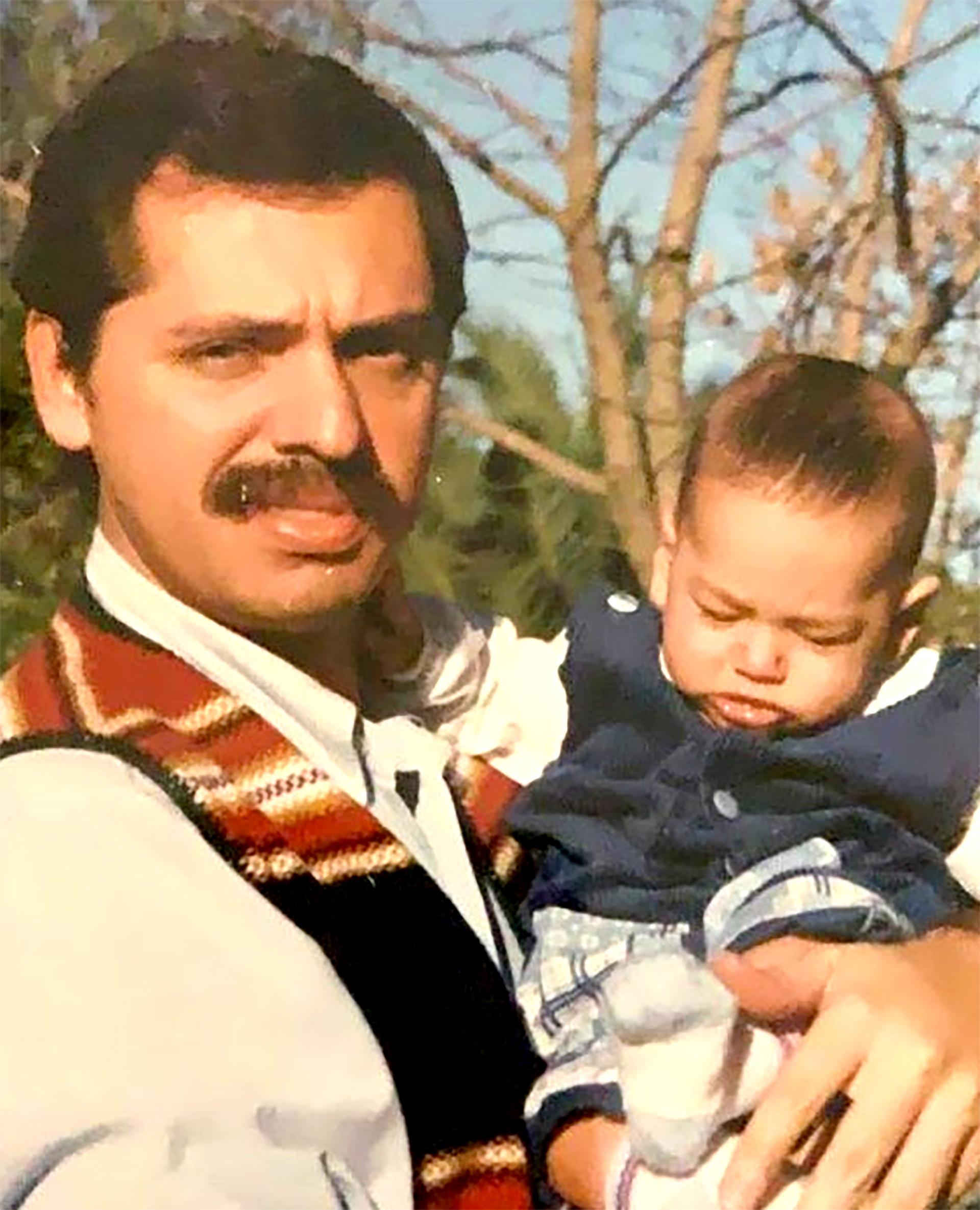El 16 de diciembre de 1994 nació Estanislao. Hoy tiene 25 años y pasa estos días en la Quinta de Olivos, donde cumple el aislamiento social obligatorio.