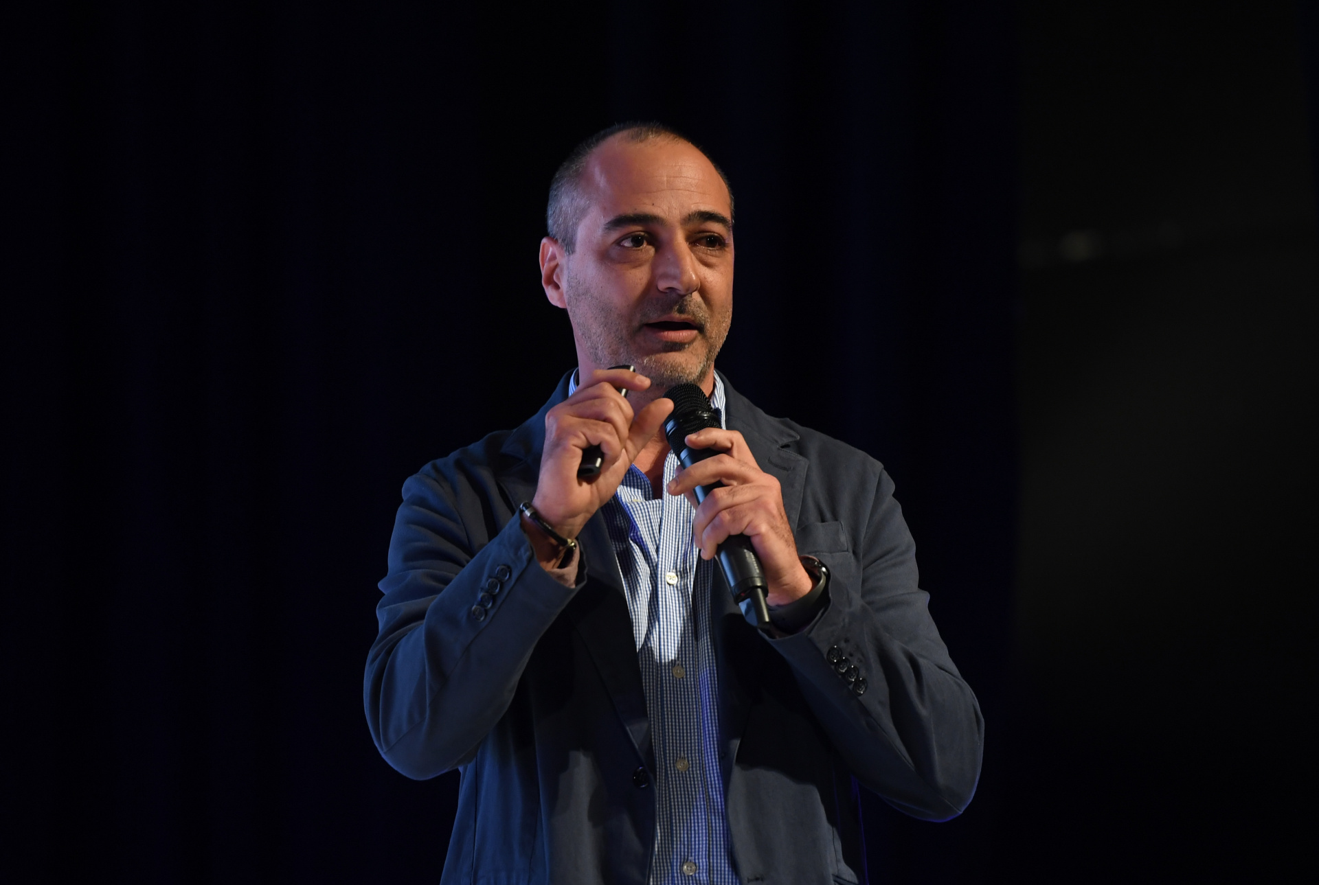 Federico Erhenfeld, gerente de La Nación Content Lab y Marketing al anunciante