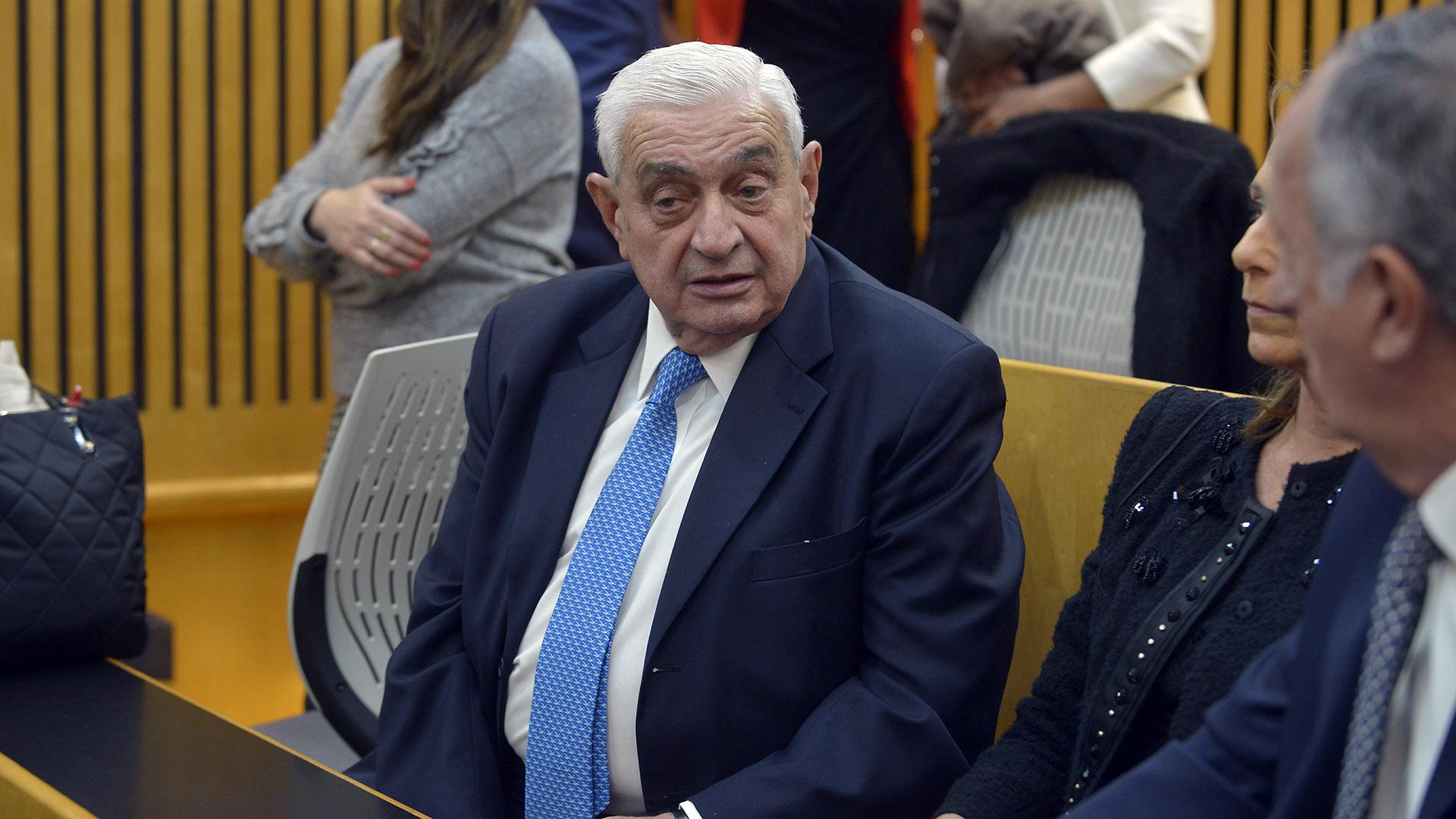 Adelmo Gabbi, presidente de la Bolsa de Comercio