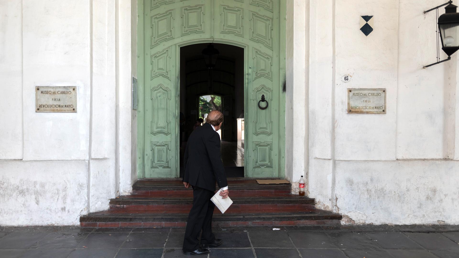 El museo del Cabildo también suspenderá sus visitas