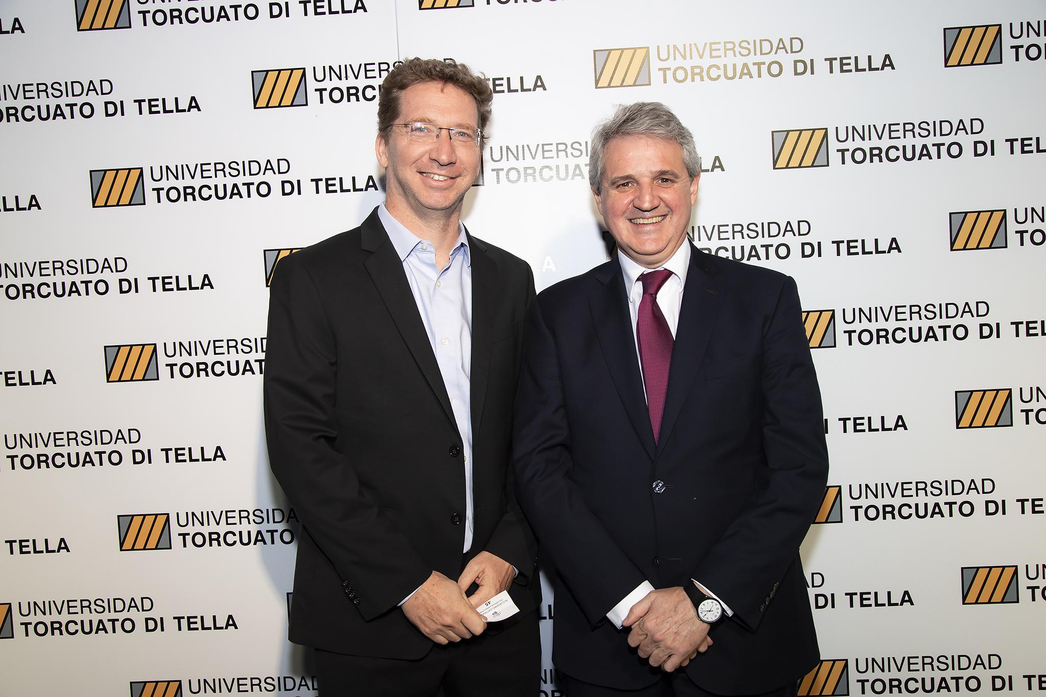 Alejandro Catterberg y Juan José Cruces