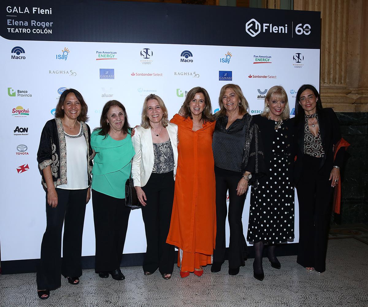 También, participaron integrantes de diferentes empresas como Pan American Energy: Patricia Subotovsky, Ana Pedraza, Agustina Zenarruza, Celeste Benitez, Leila Cura y Susana Finger