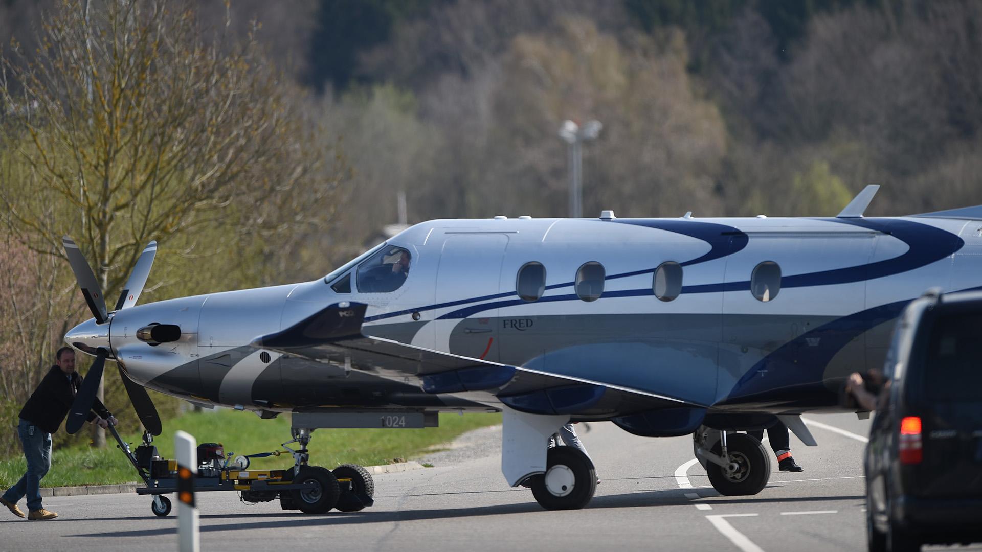 Se Estrelló Una Avioneta En Dakota Del Sur Hay Nueves