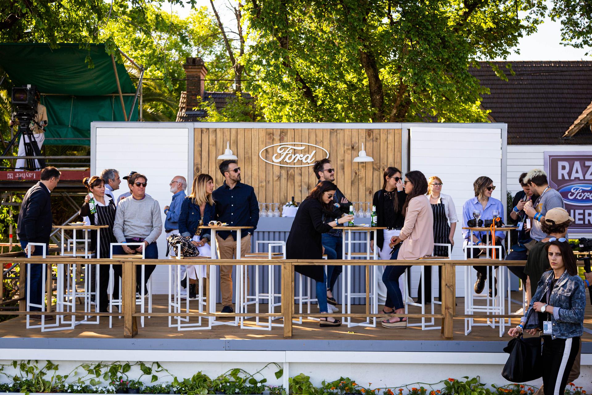 El público disfrutó de una tarde de polo especial