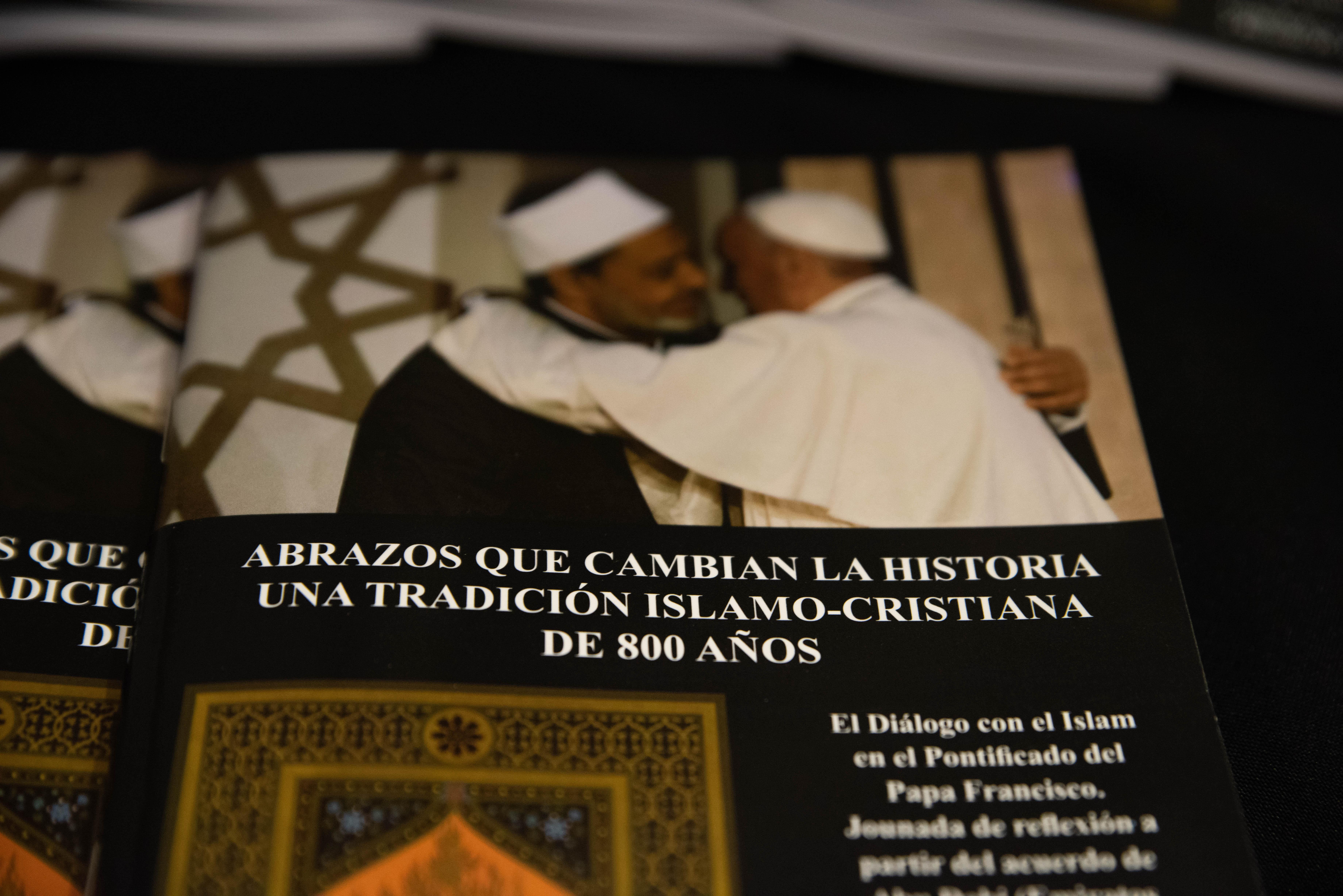 Los cuadernillos de divulgación sobre el diálogo que mantiene la Iglesia Católica con el Islam durante el Pontificado del Papa Francisco.