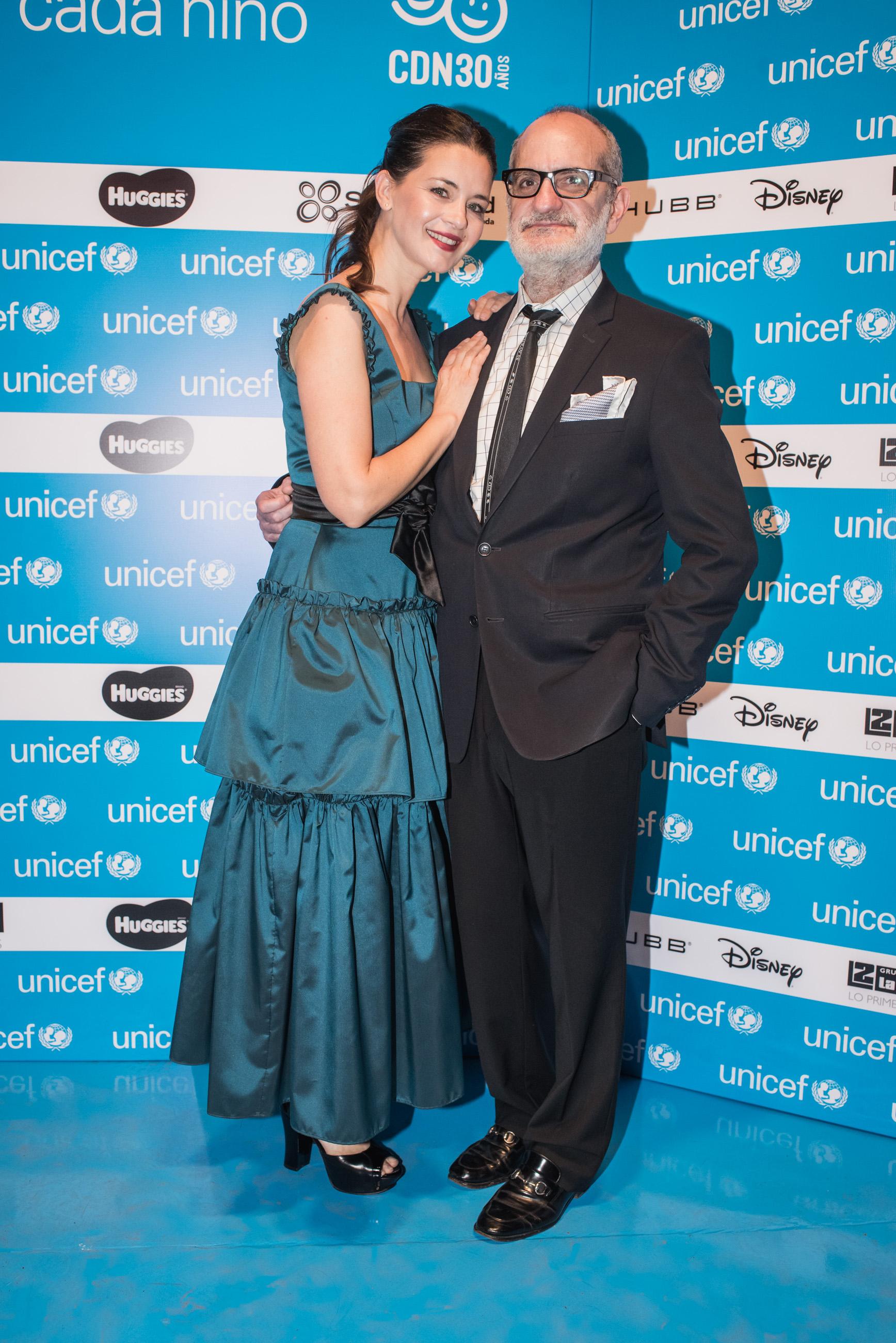 Paula Colombini y Laurencio Adot
