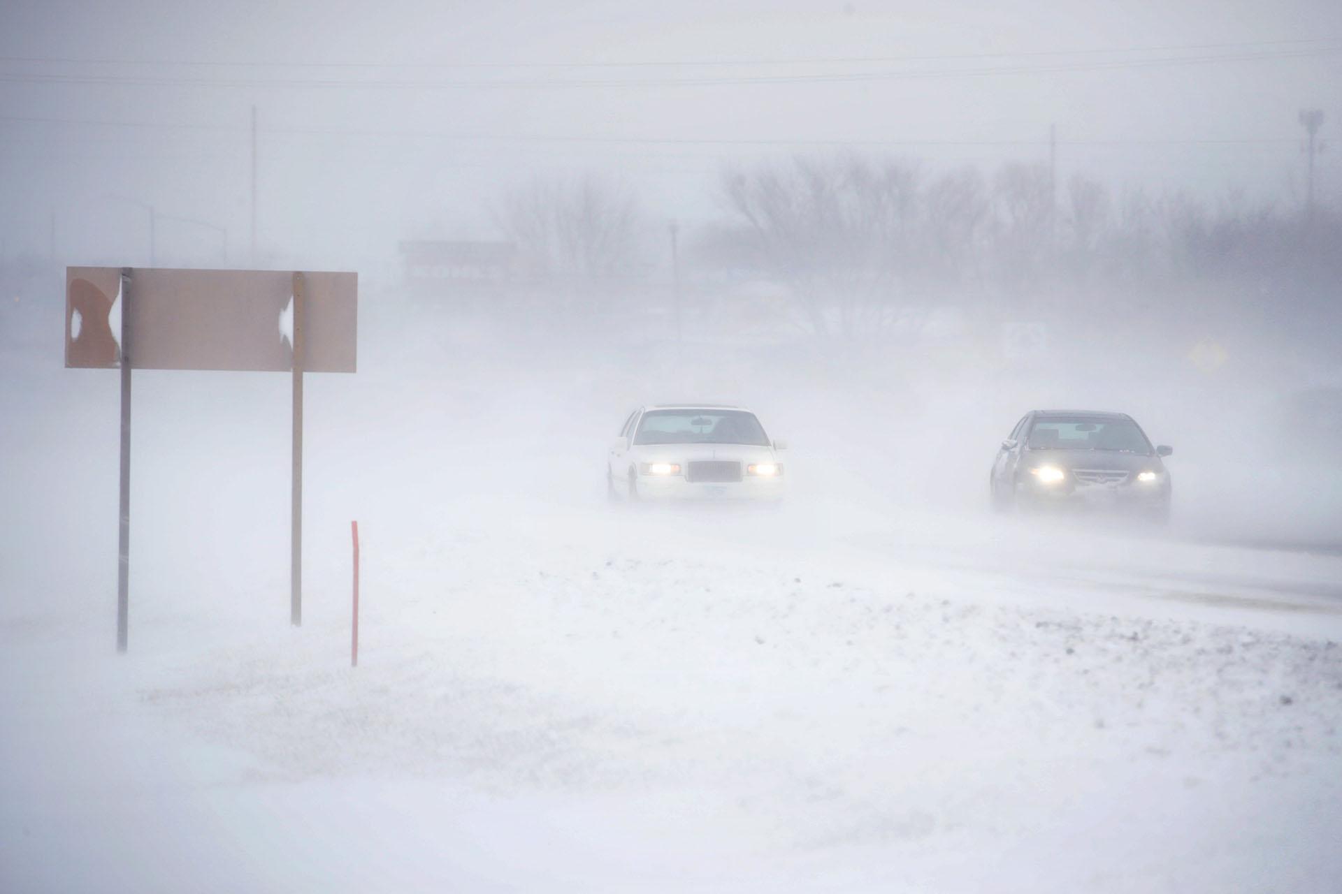 Alerta por una gran tormenta de nieve que se aproxima al noreste de Estados Unidos - Infobae