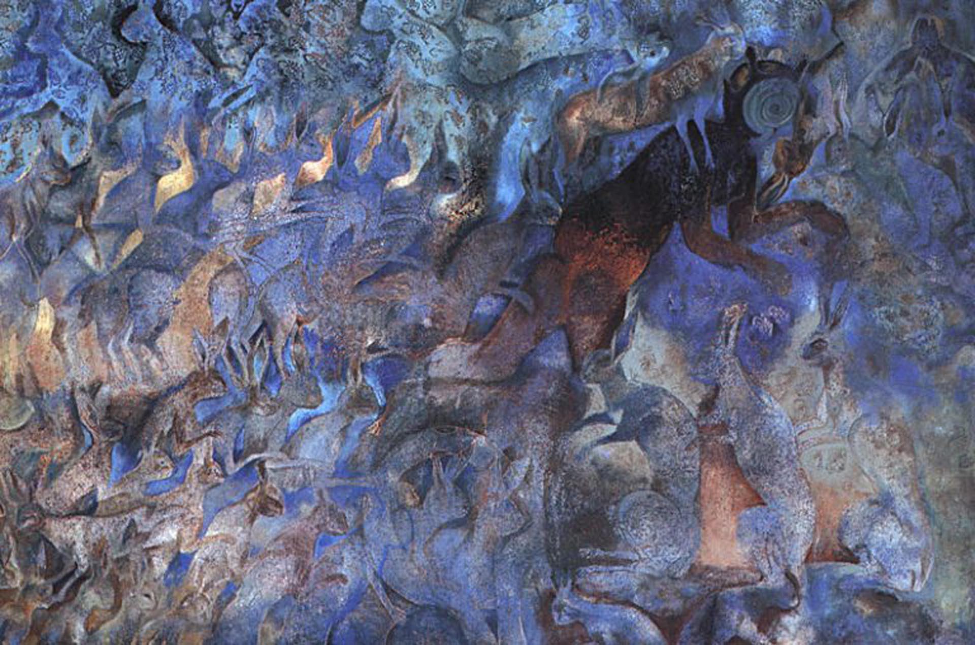 Quieren Exponer Obras De Francisco Toledo En El Moma De Nueva York Infobae