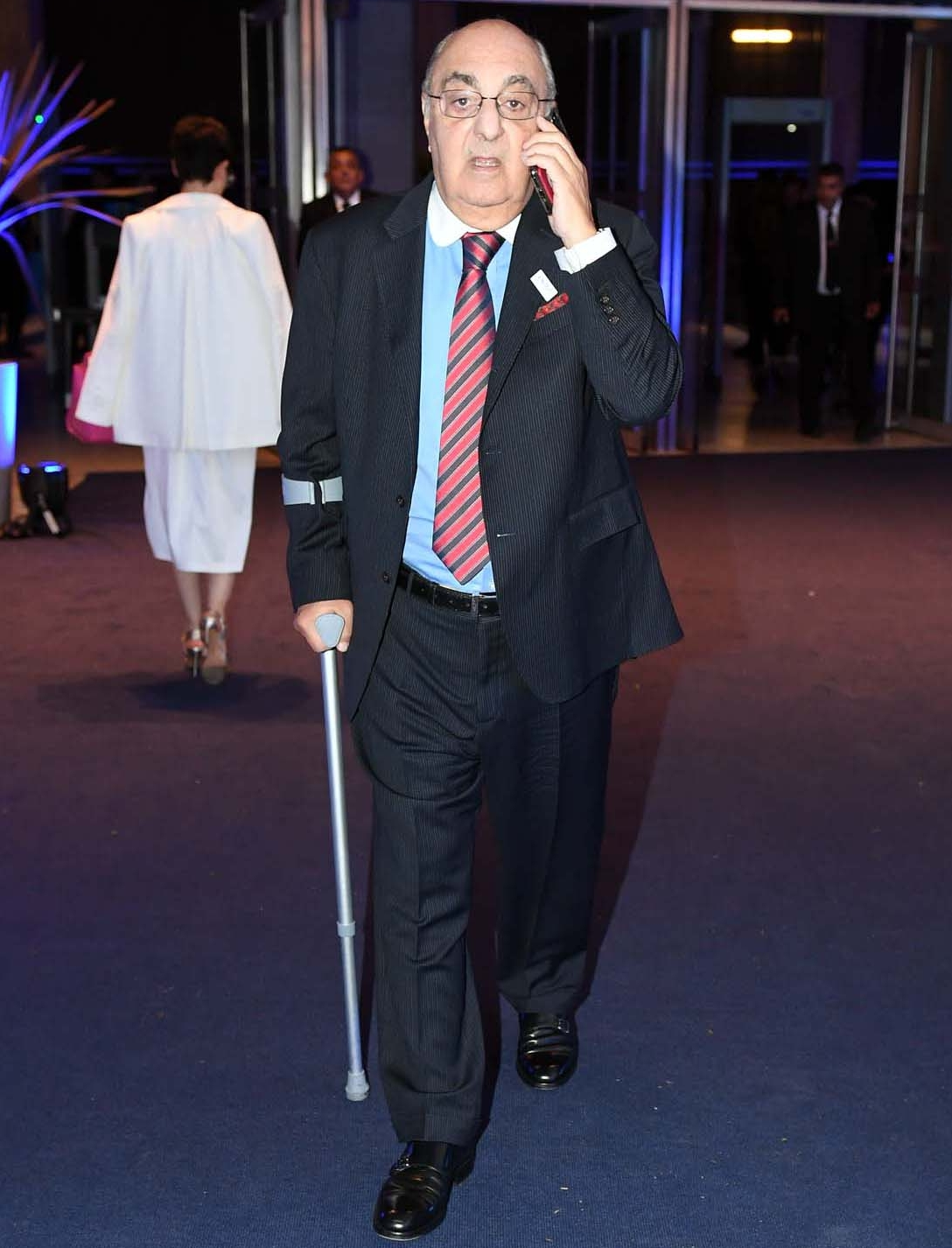 Jorge Aufiero, presidente de la Academia Nacional de Ciencias de la Empresa y presidente de Medicus