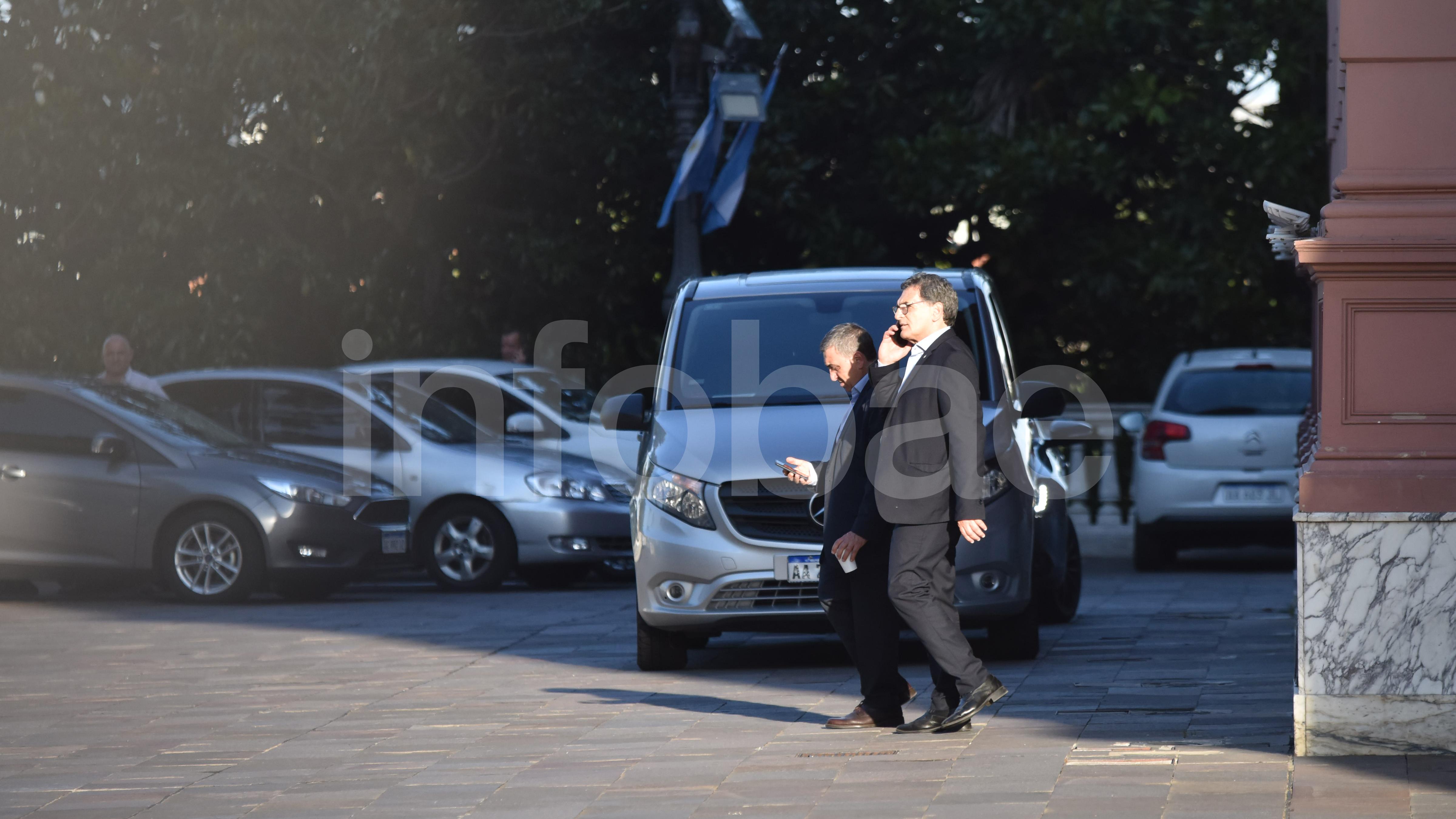 Pasadas las 9.30 había comenzado la última reunión de gabinete con todos los integrantes del Gobierno, en una rutina que durante su gestión Macri repitió entre una y dos veces por semana.
