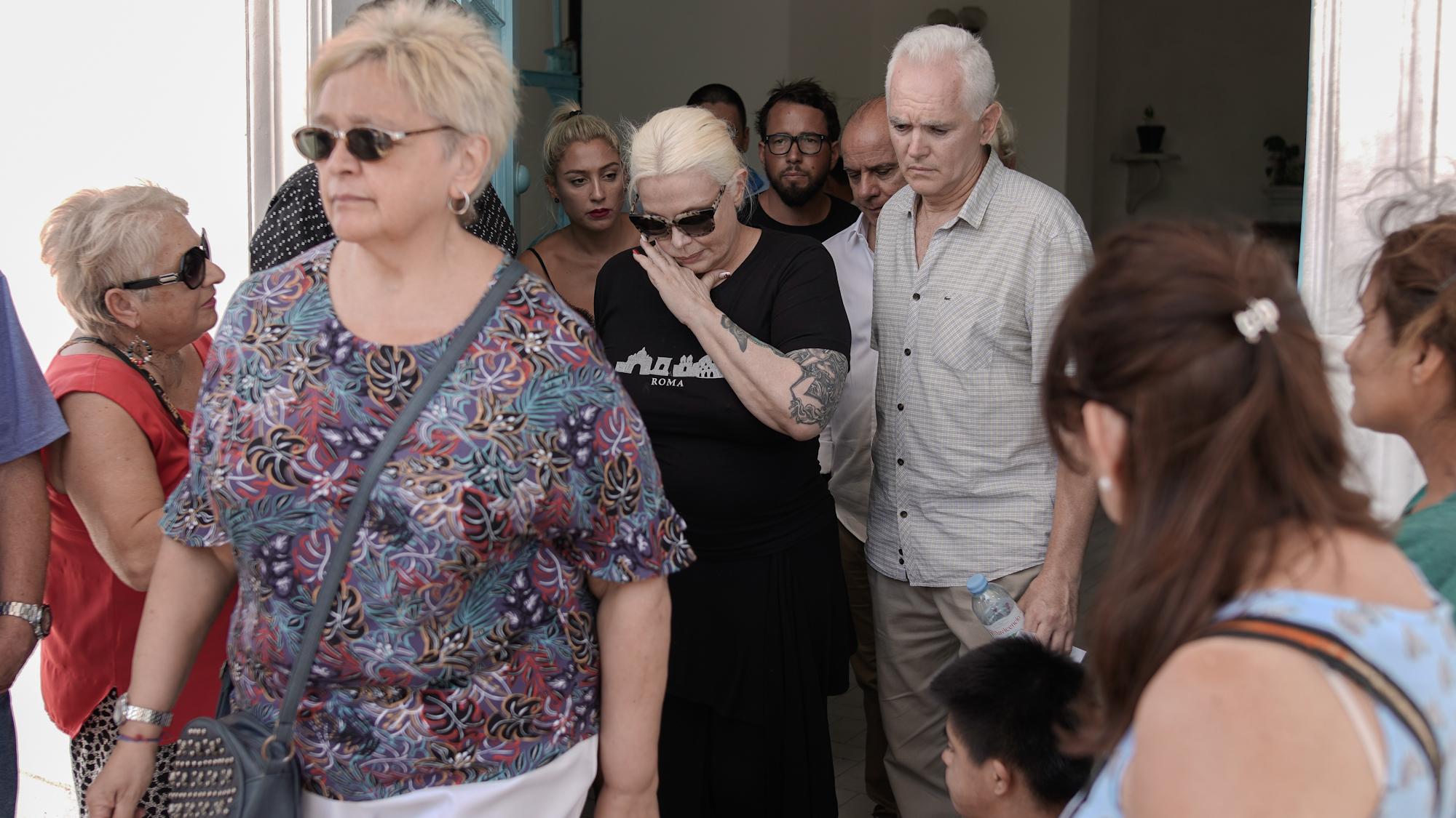 Carmen Barbieri estuvo casada durante 25 años con Santiago Bal.