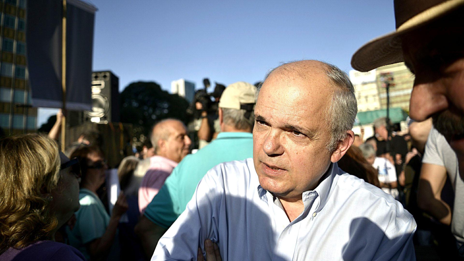 Alejandro Fargosi, abogado y ex consejero de la Magistratura