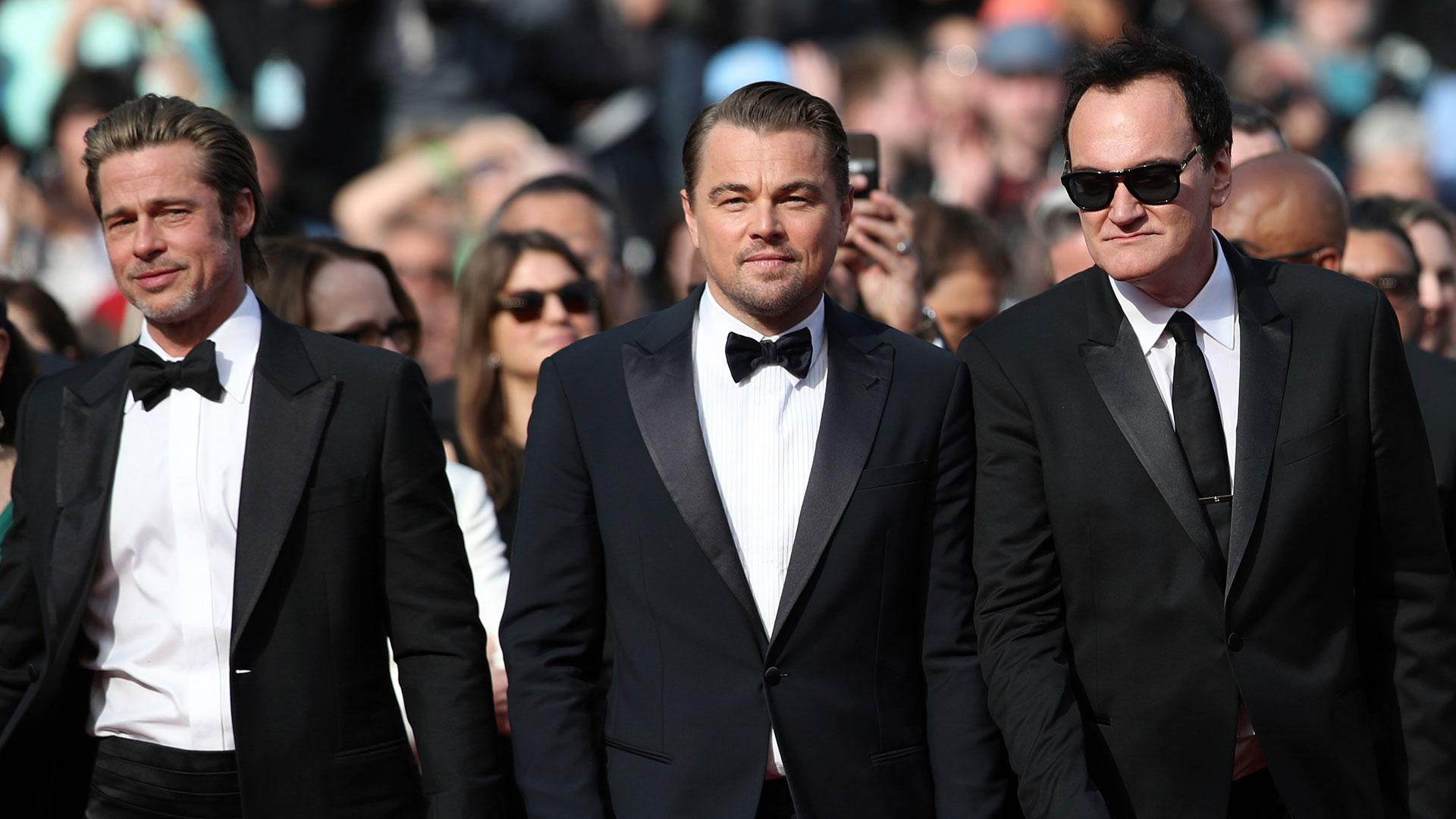 Tarantino elogió la disposición de DiCaprio a no aparecer en una gran cantidad de películas por año.