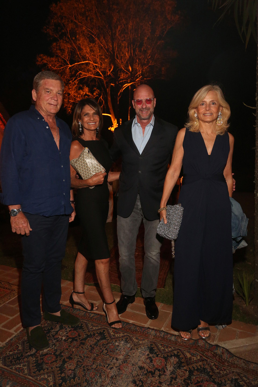 Gonzalo Bergadá, Teresa Calandra, Giuseppe Cipriani y Cecilia Zuberbuhler