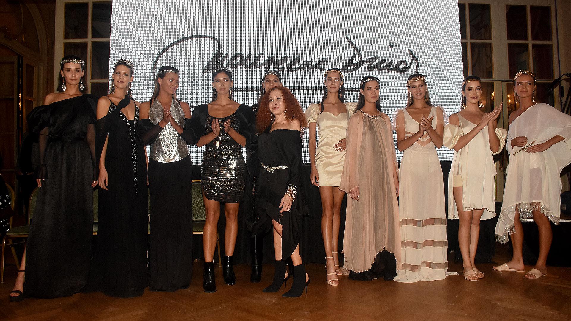 Danse: la nueva colección de Maureene Dinar