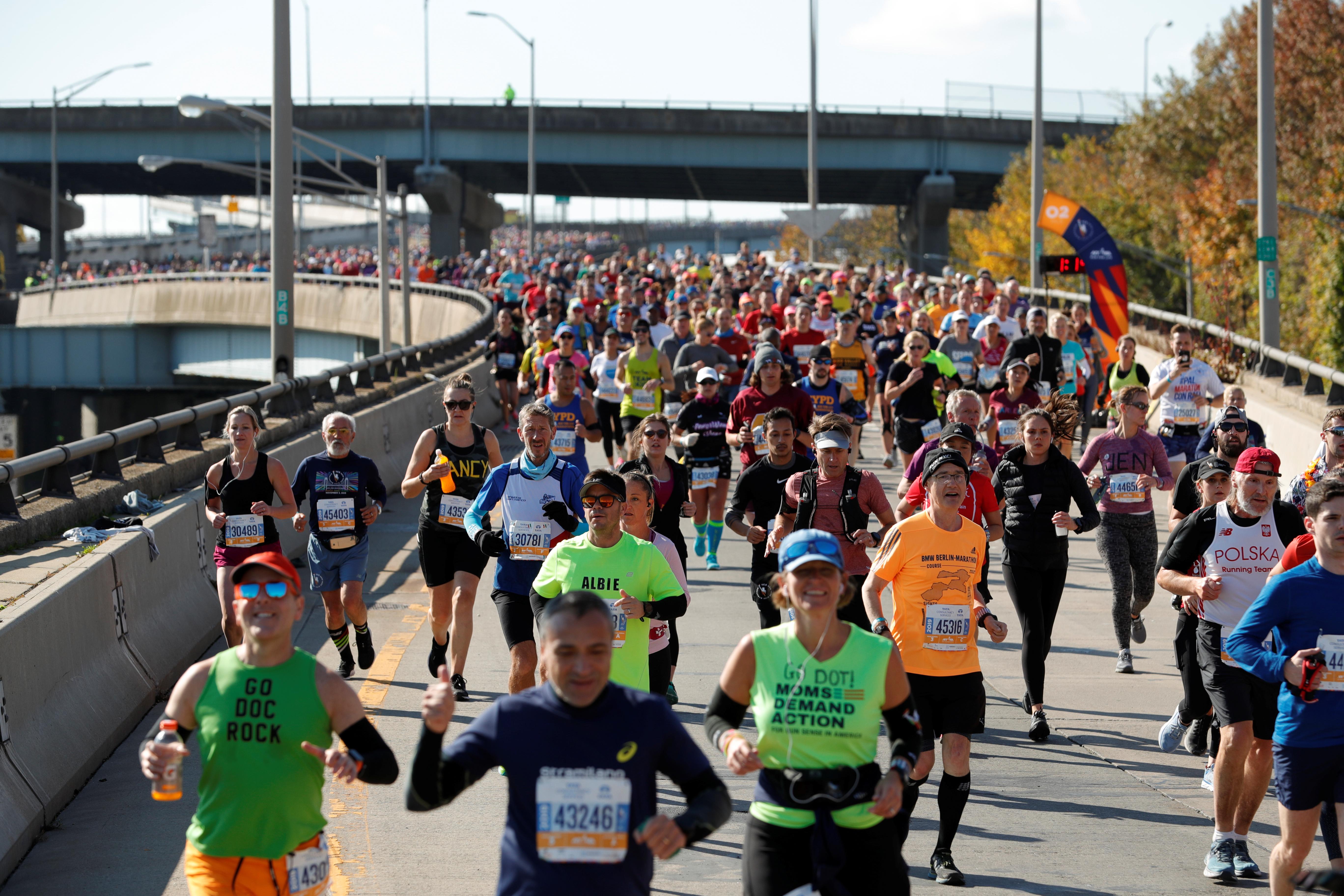 Este año participaron más de 50 mil corredores