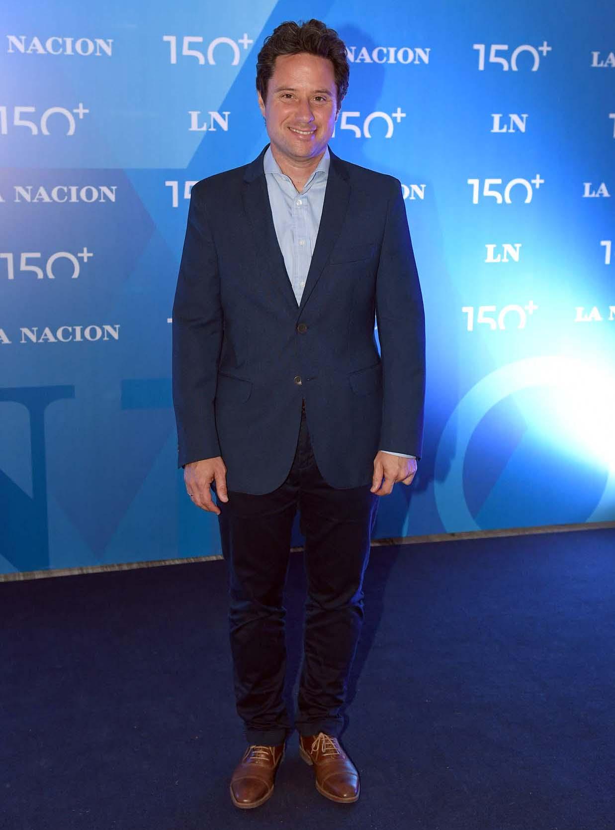 Gabriel Sánchez Zinny, director general de Cultura y Educación de la provincia de Buenos Aires
